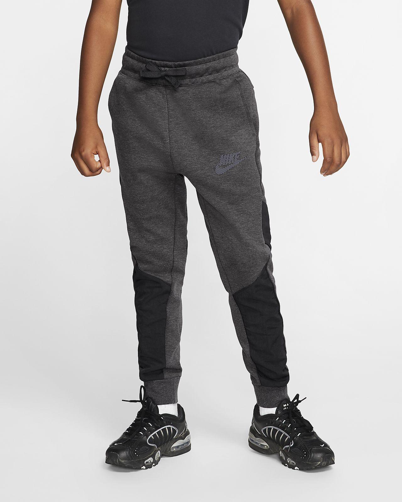 Nike Sportswear Winterized Tech Fleece Big Kids' (Boys') Pants