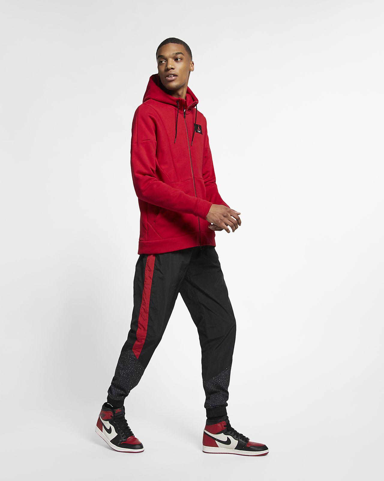 a76f3ee0cae Jordan Flight Loop Men's Full-Zip Hoodie. Nike.com