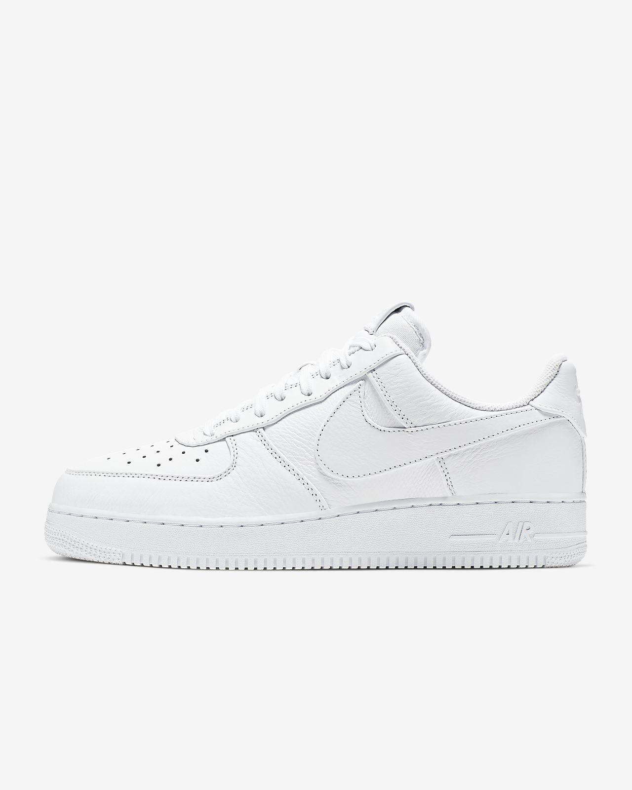 รองเท้าผู้ชาย Nike Air Force 1 '07 Premium 2