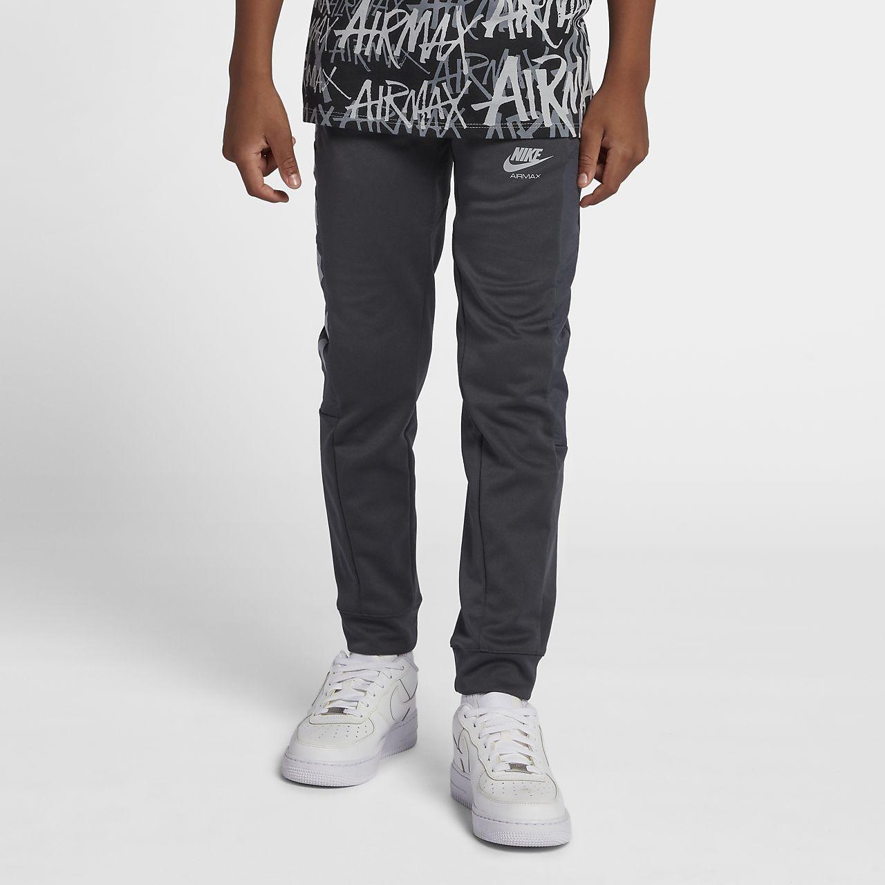 Nike Air Max bukse til store barn (gutt)