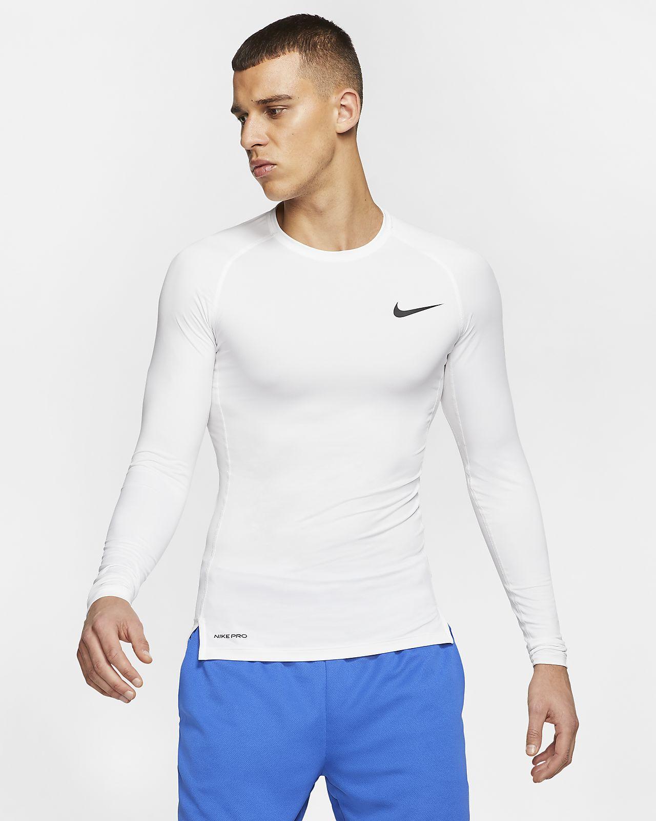 Maglia a manica lunga Tight Fit Nike Pro - Uomo