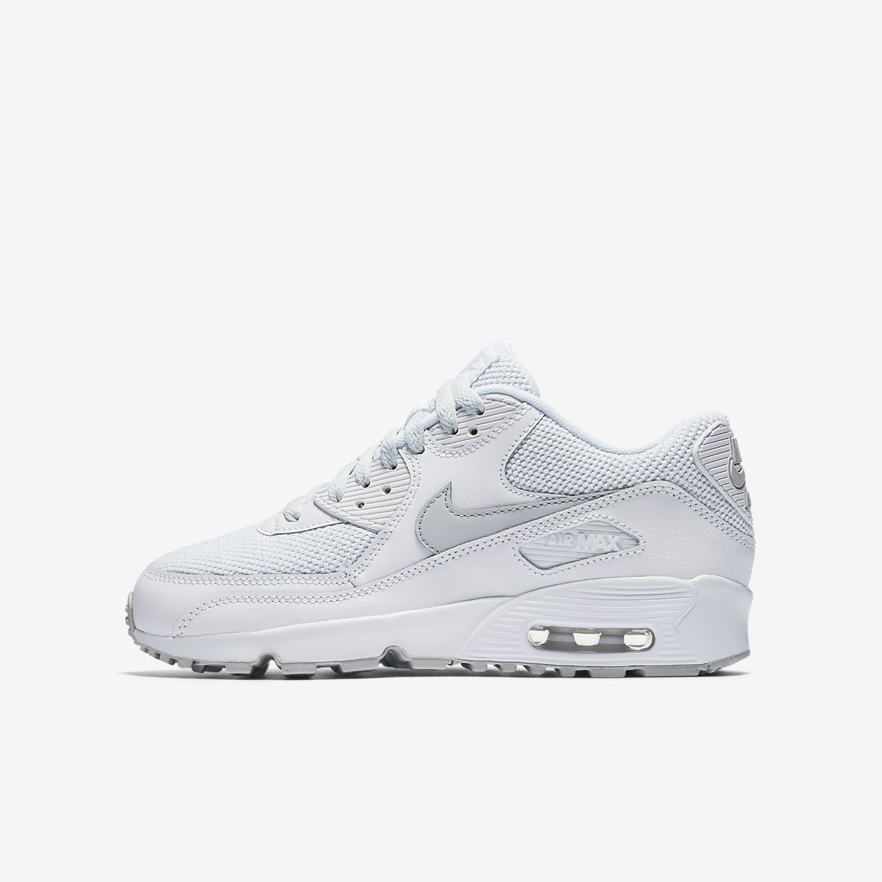 braderie chaud Nike Air Max 90 Grands Enfants Maille Justaucorps sortie d'usine eMUbu