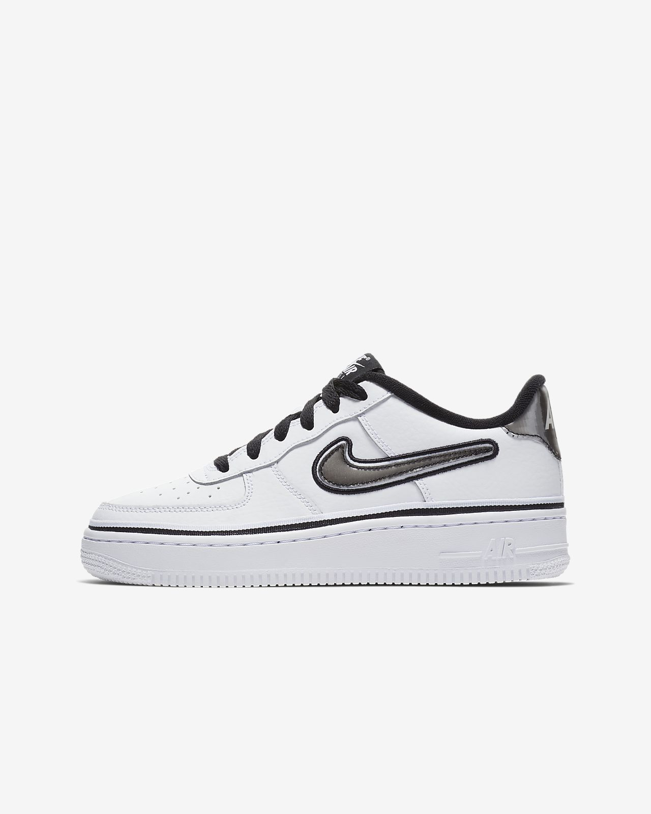 best website 984eb 76a18 ... Nike Air Force 1  07 LV8 Sport NBA Older Kids  Shoe