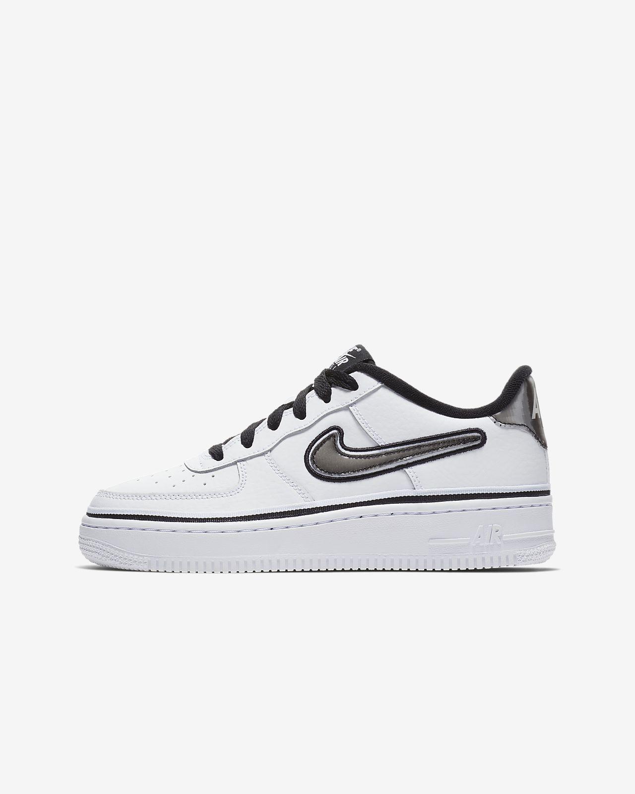 Nike Air Force 1 LV8 Sport (GS)大童运动童鞋