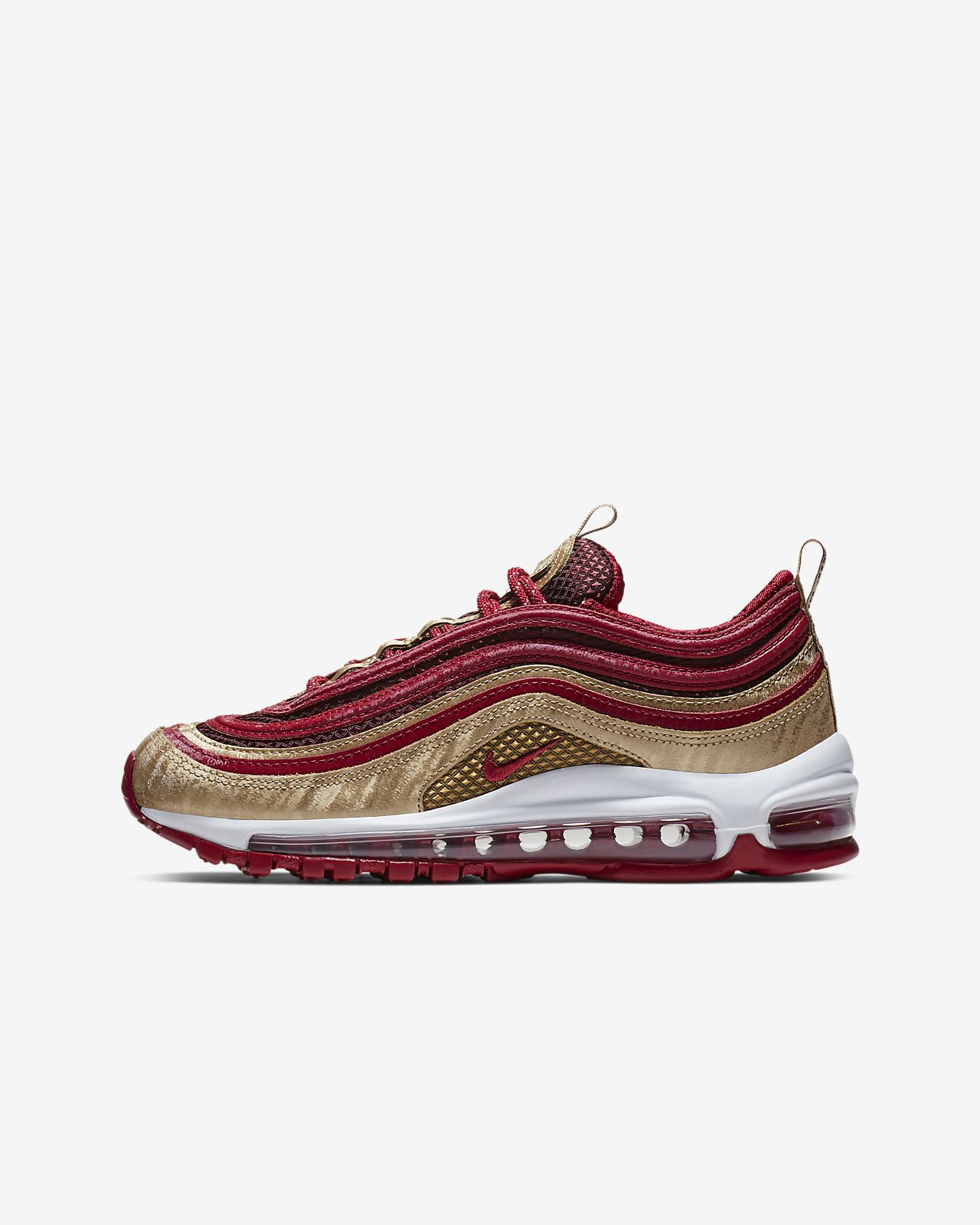 best authentic 324dd bf010 ... Nike Air Max 97 QS Older Kids  Shoe