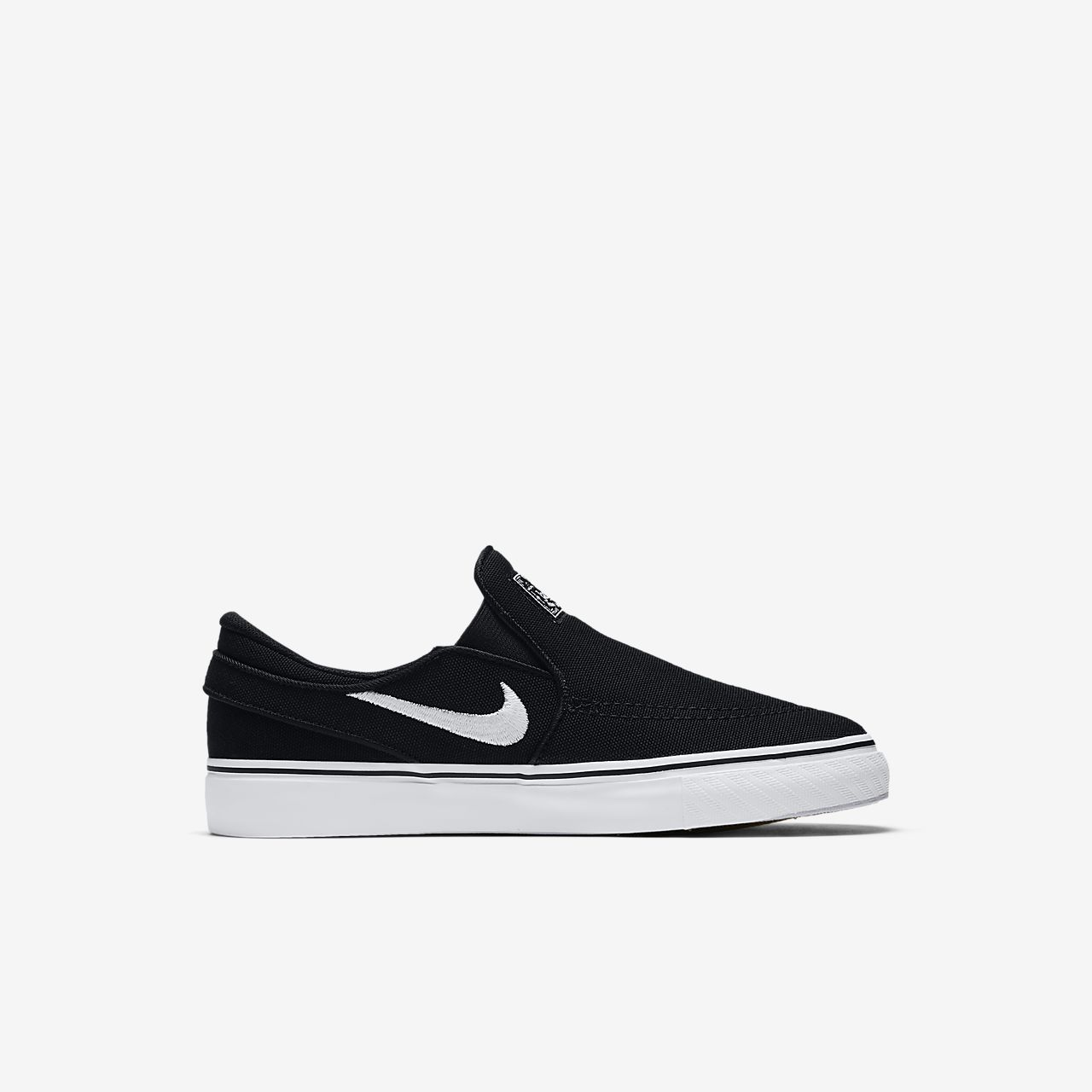 ... Nike SB Stefan Janoski Canvas Slip-on Little Kids' Skateboarding Shoe