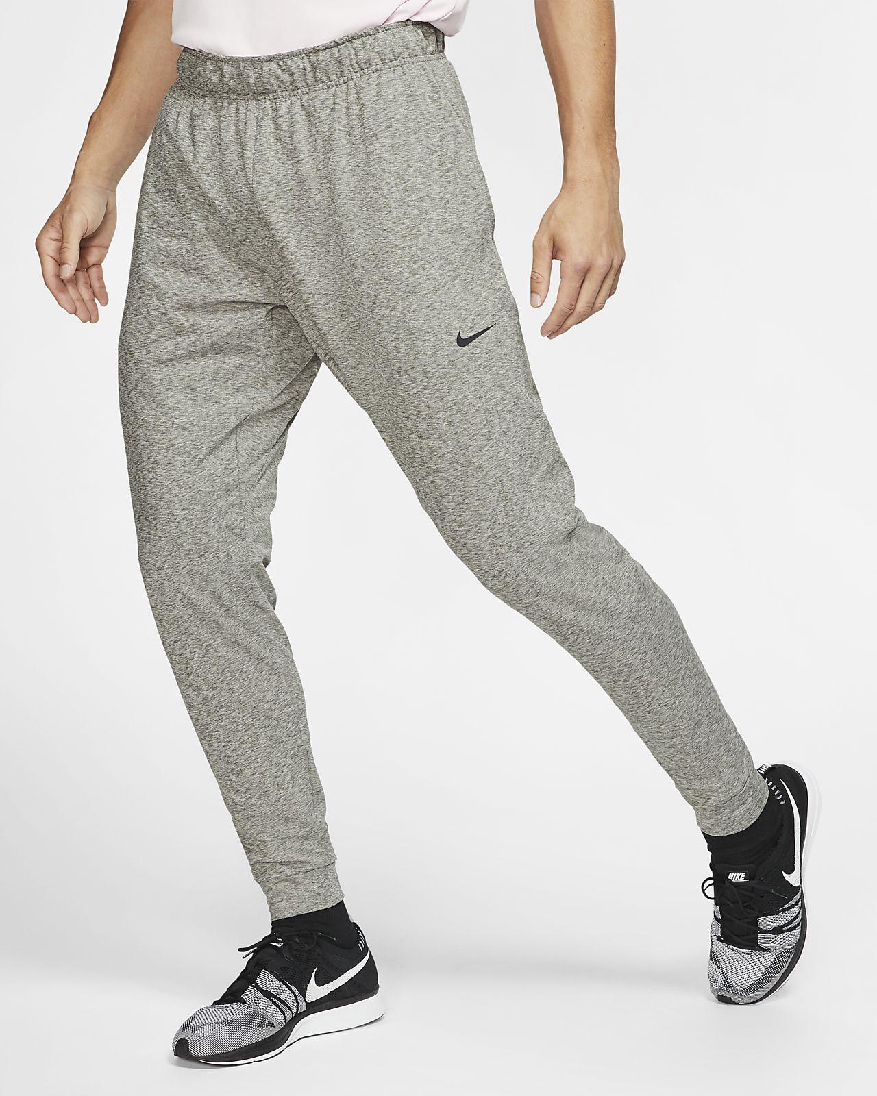 Męskie spodnie do jogi Nike Dri-FIT