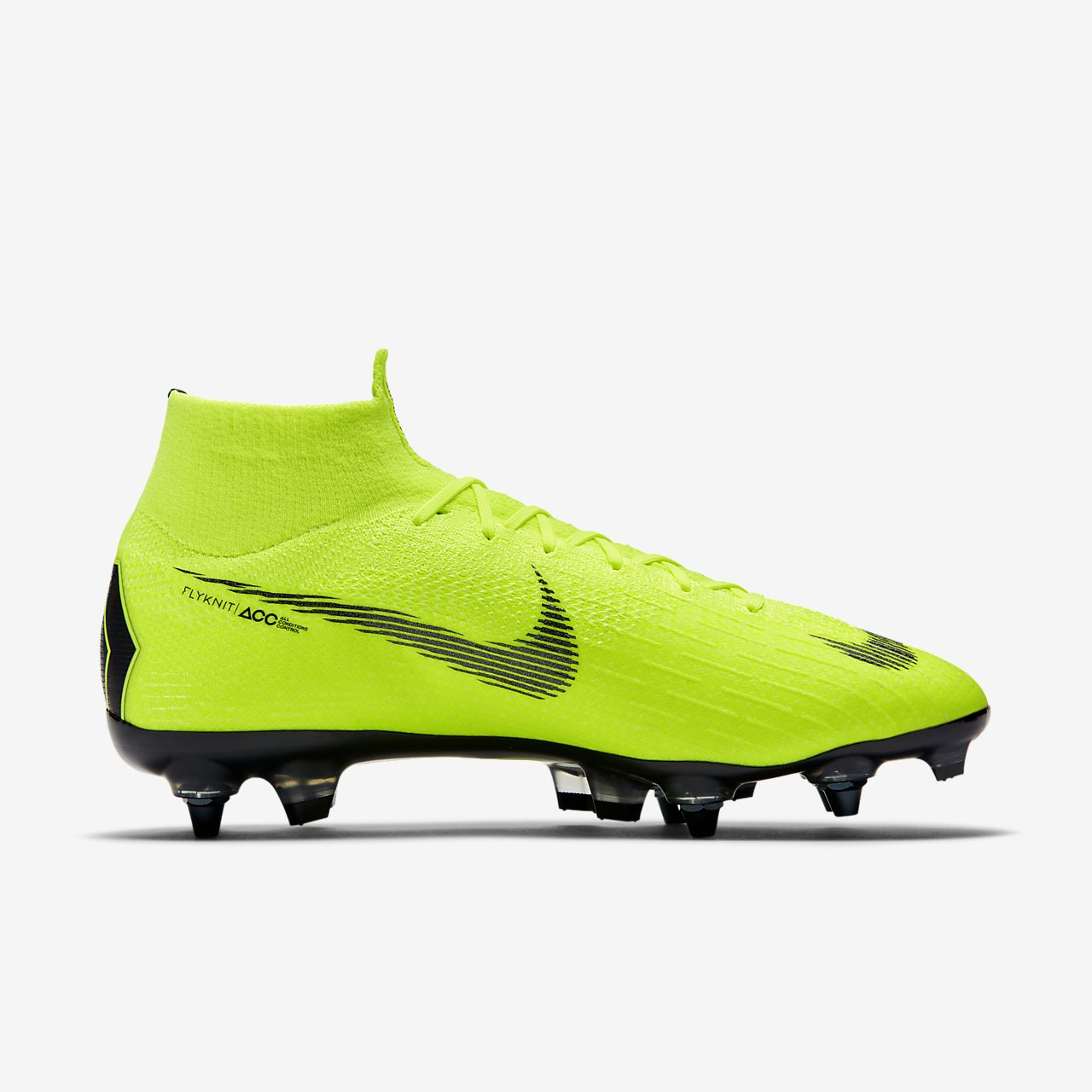 1aa869fd7bf ... Nike Mercurial Superfly 360 Elite SG-PRO Anti-Clog Soft-Ground Football  Boot