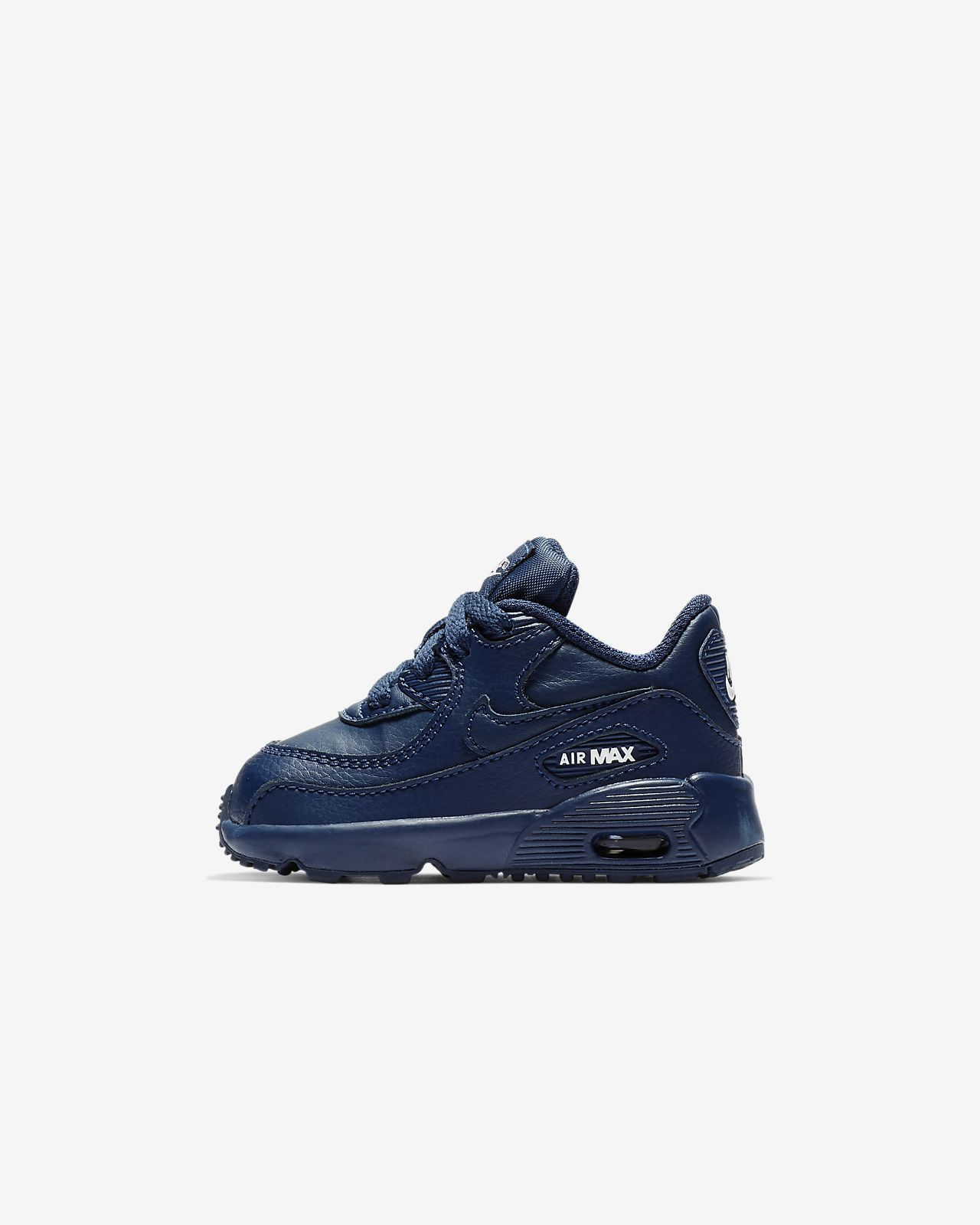 4bcc86bf54 Nike Air Max 90 Leather Infant/Toddler Shoe. Nike.com