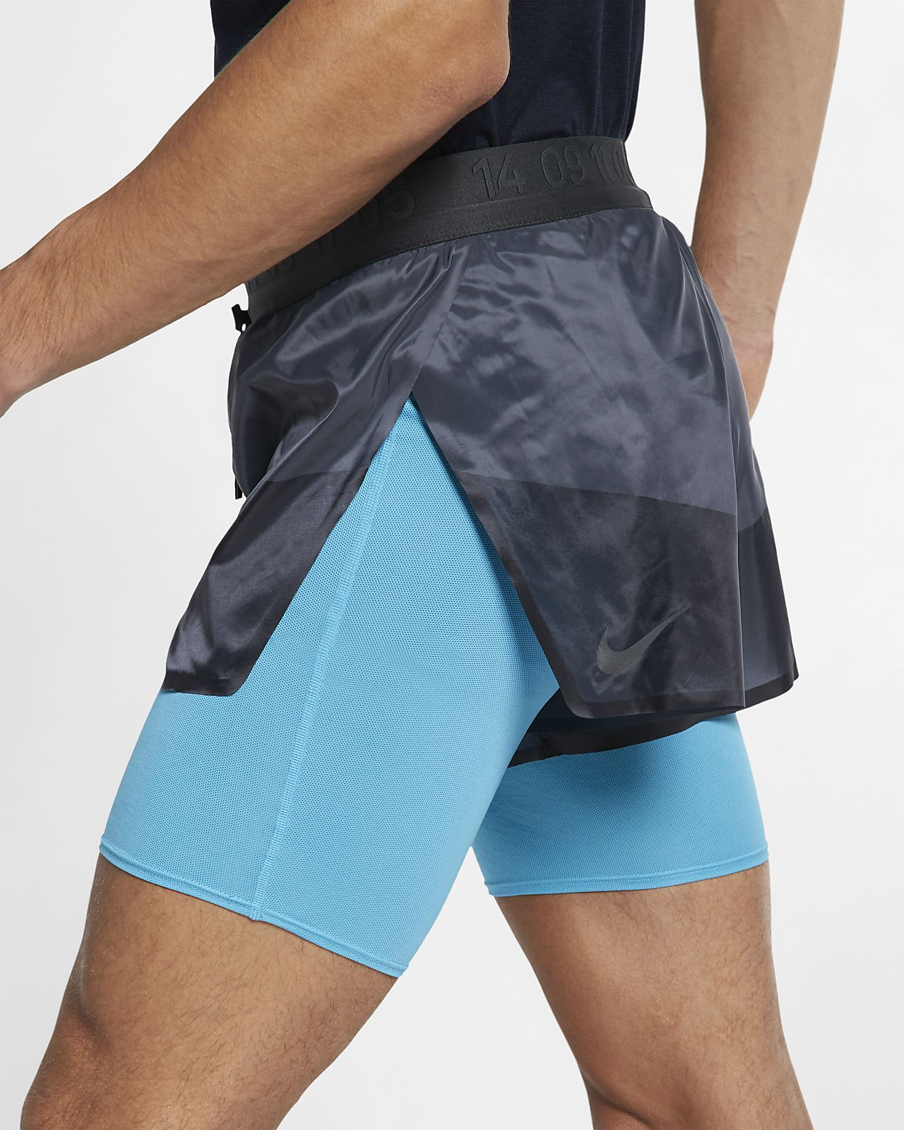 Nike Men's 2 Tech 2in1 Short