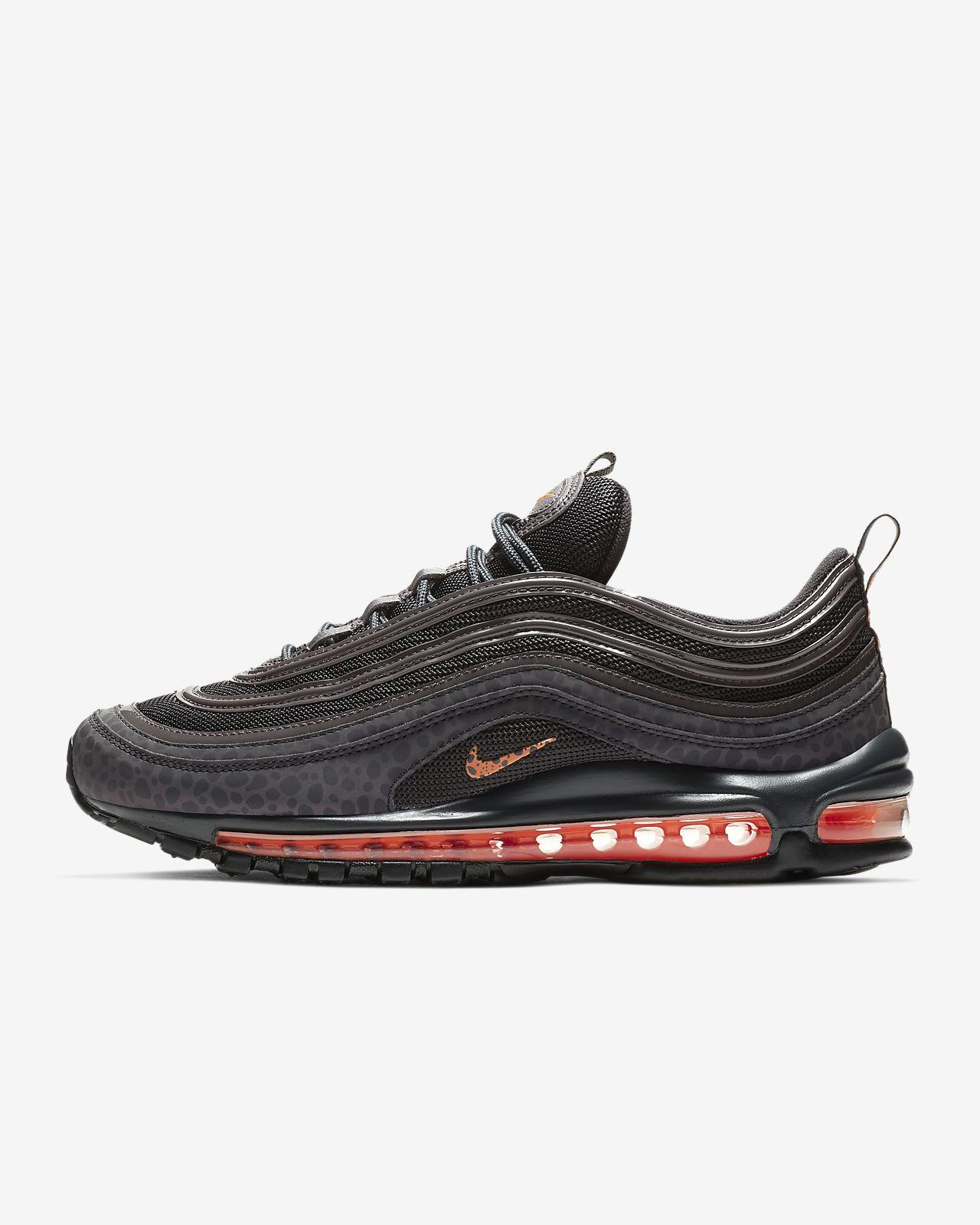 timeless design 0b881 db8ca ... Nike Air Max 97 SE Reflective sko til herre