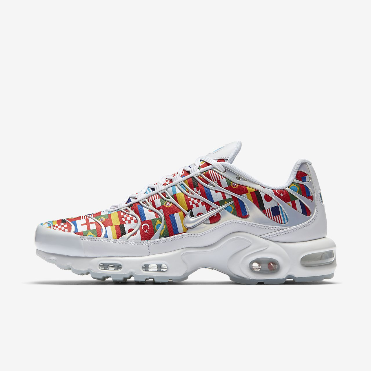 Nike Air Max Plus Nic QS Homme Shoe. Nike GB