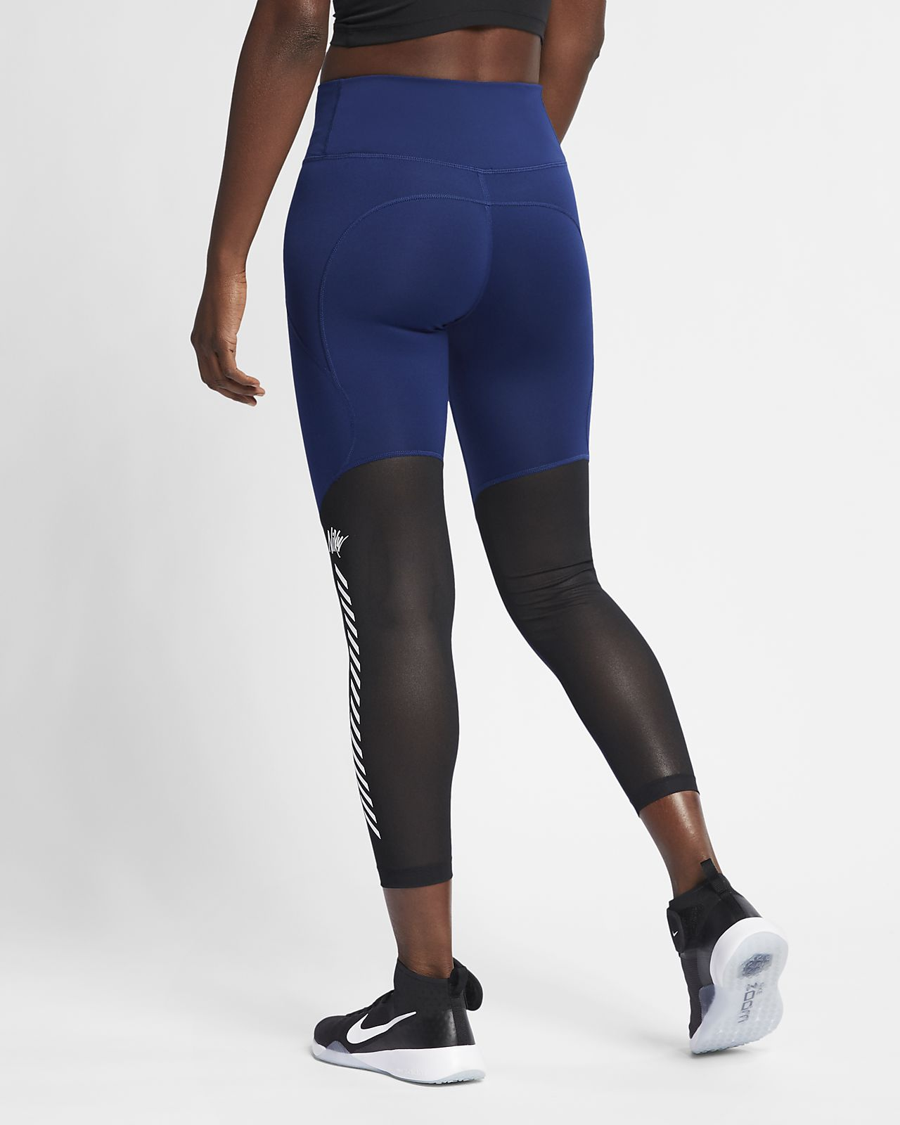 ... Nike One Women's 7/8 Graphic Training Tights