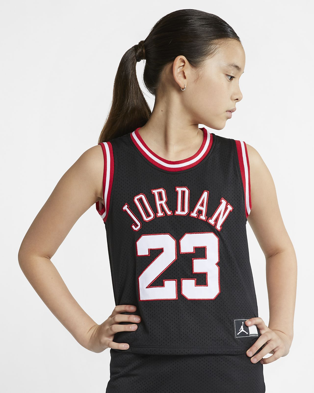 Jordan Older Kids' (Girls') Jersey