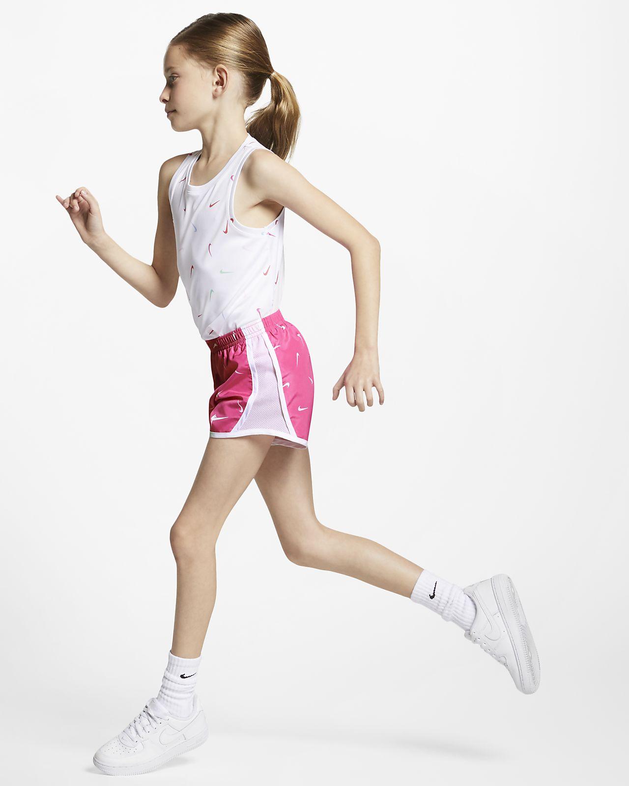 276975f7a9 Nike Dri-FIT Tempo Little Kids' Printed Shorts. Nike.com