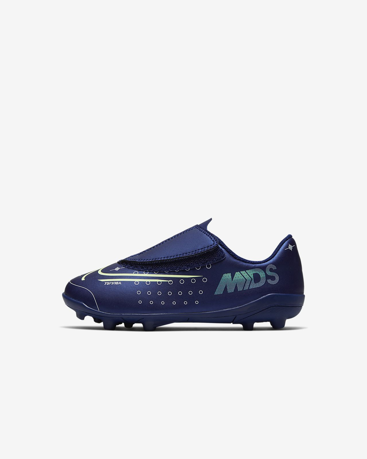 Nike Jr. Mercurial Vapor 13 Club MDS MG 小童多種場地足球釘鞋