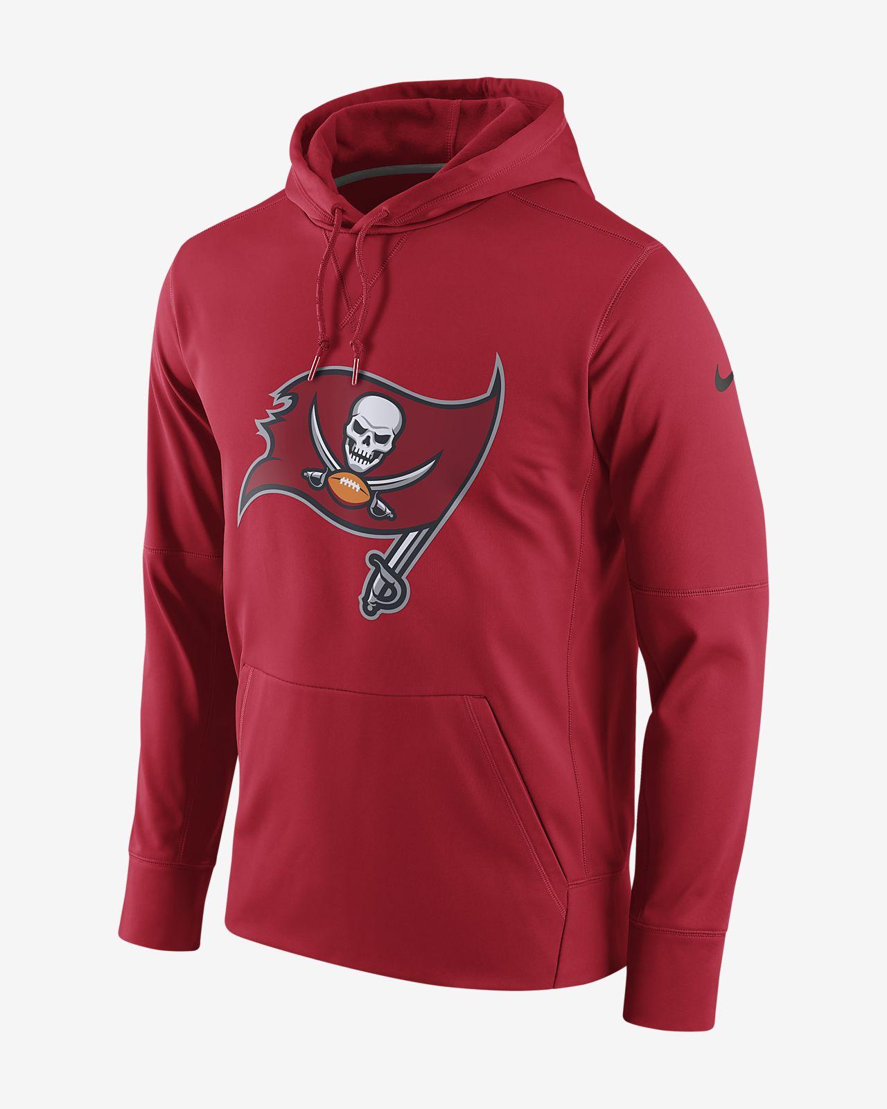Nike Essential (NFL Buccaneers) Herren-Hoodie mit Logo