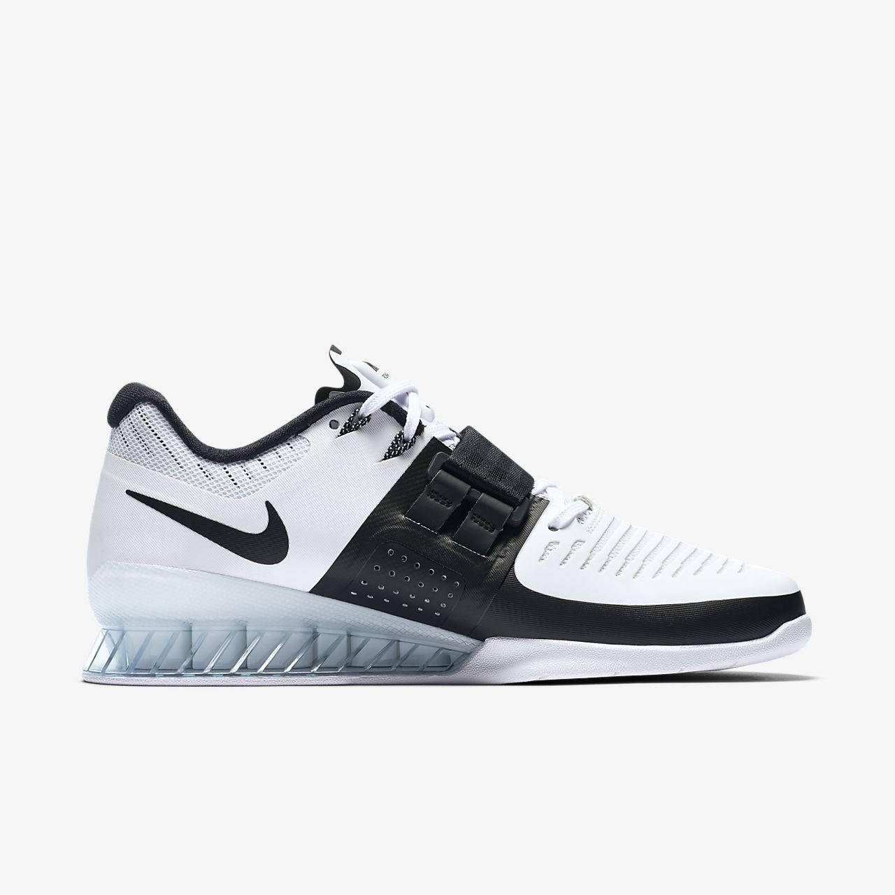 big sale 85dd6 6f3dd Nike Romaleos 3 Weightlifting Shoe. Nike.com GB
