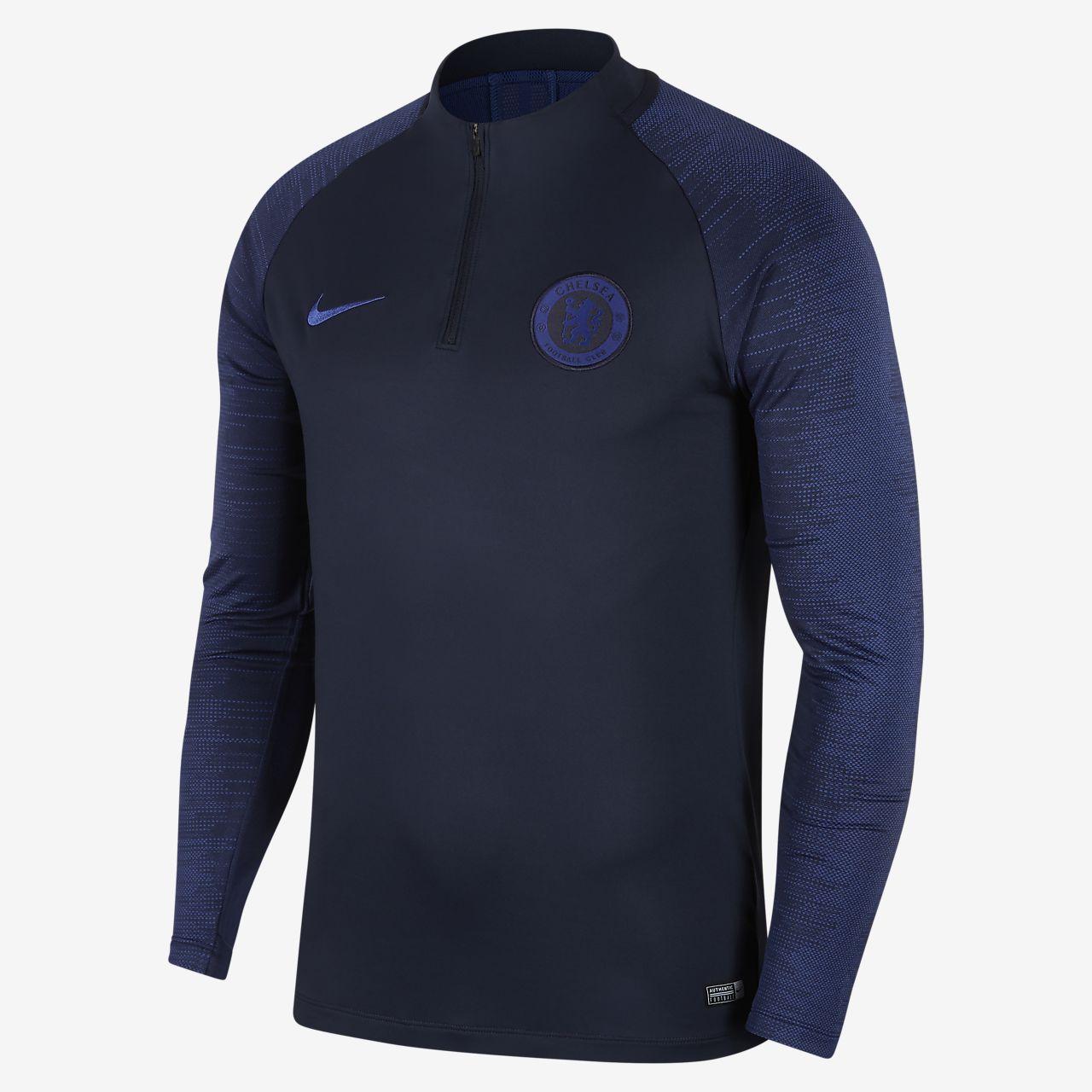 Camiseta de entrenamiento de fútbol para hombre Chelsea FC Strike
