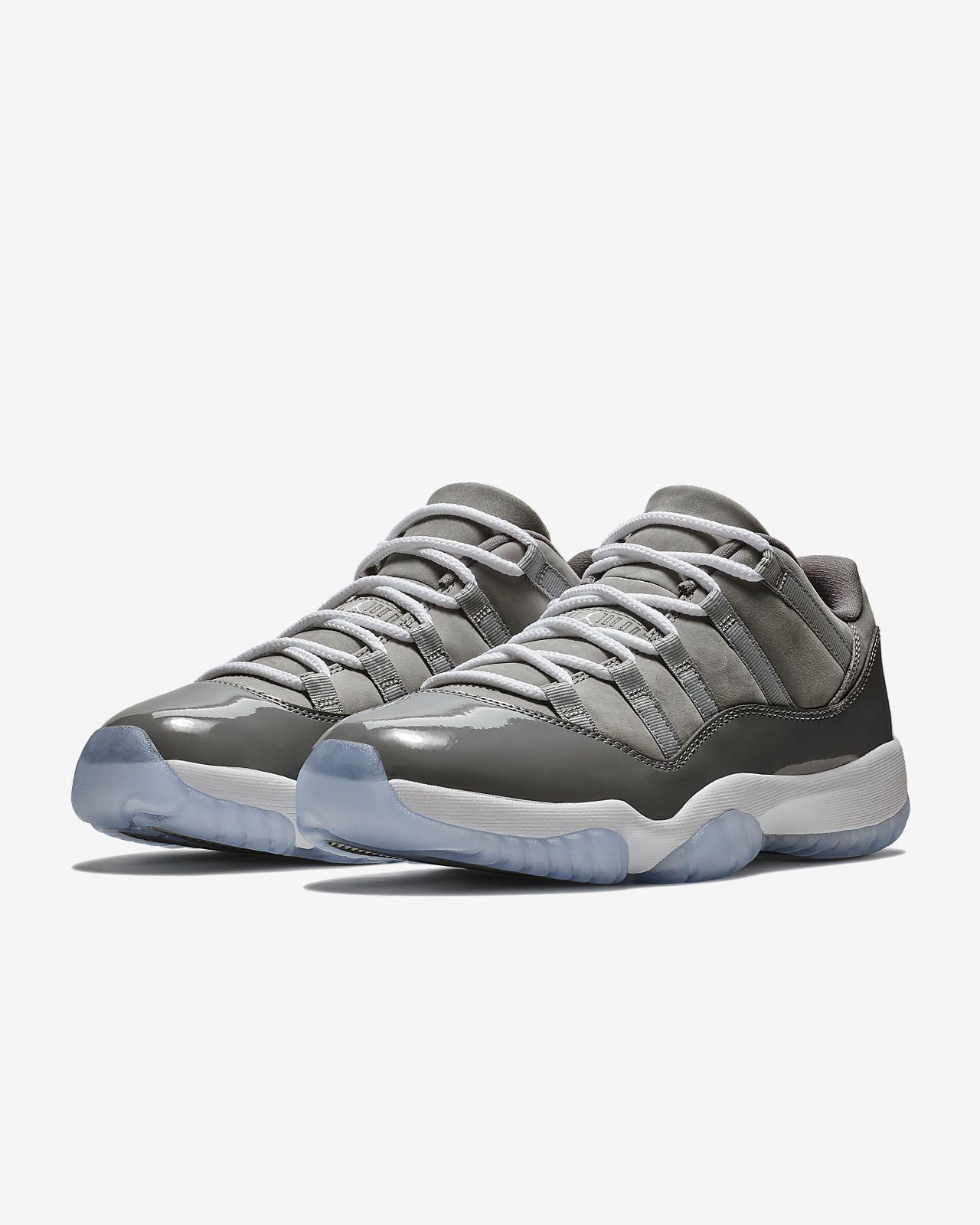 67194a3ef5b3 Air Jordan 11 Retro Low Men s Shoe. Nike.com ID