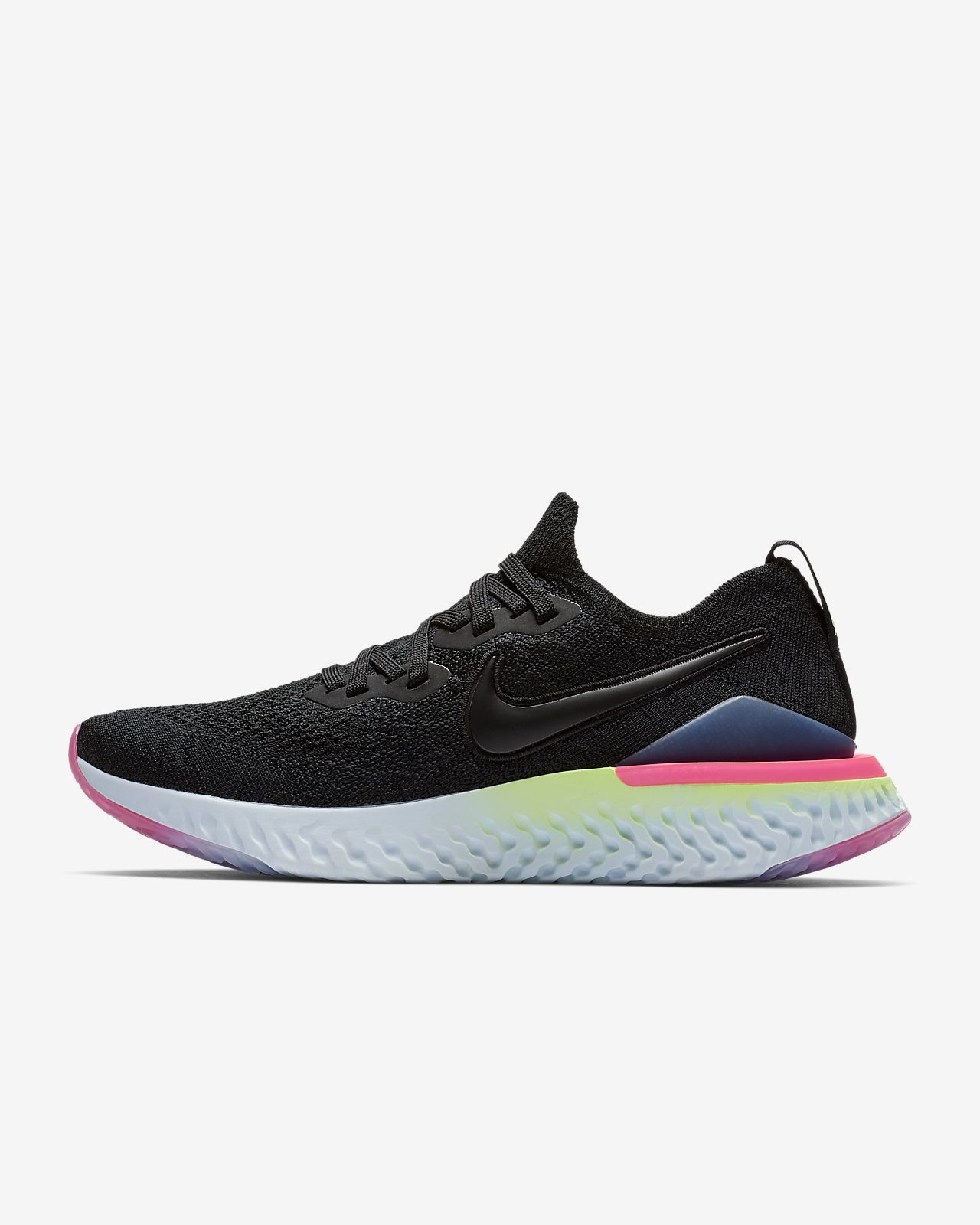 nike running epic react flyknit 2