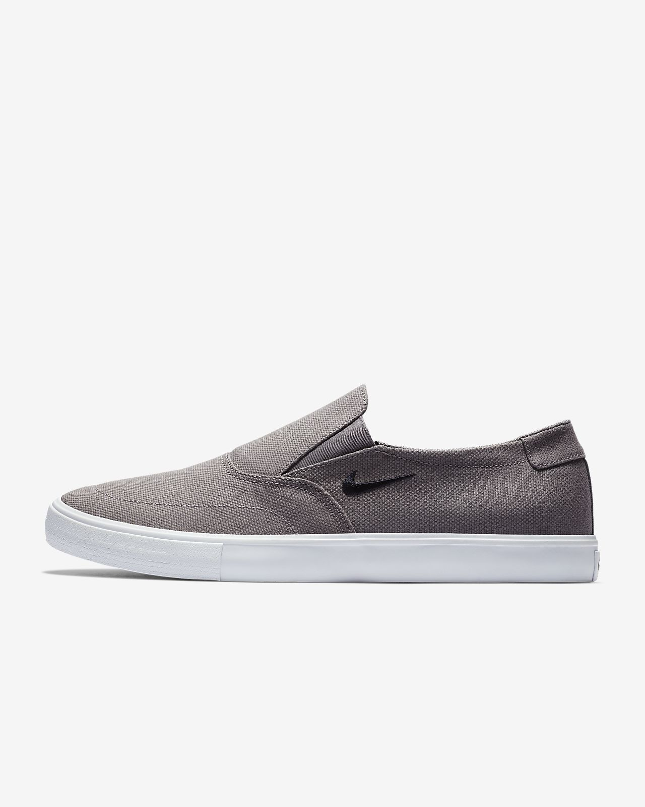 Nike SB Portmore II Solarsoft Slip-on Men s Skateboarding Shoe. Nike.com 98944932db