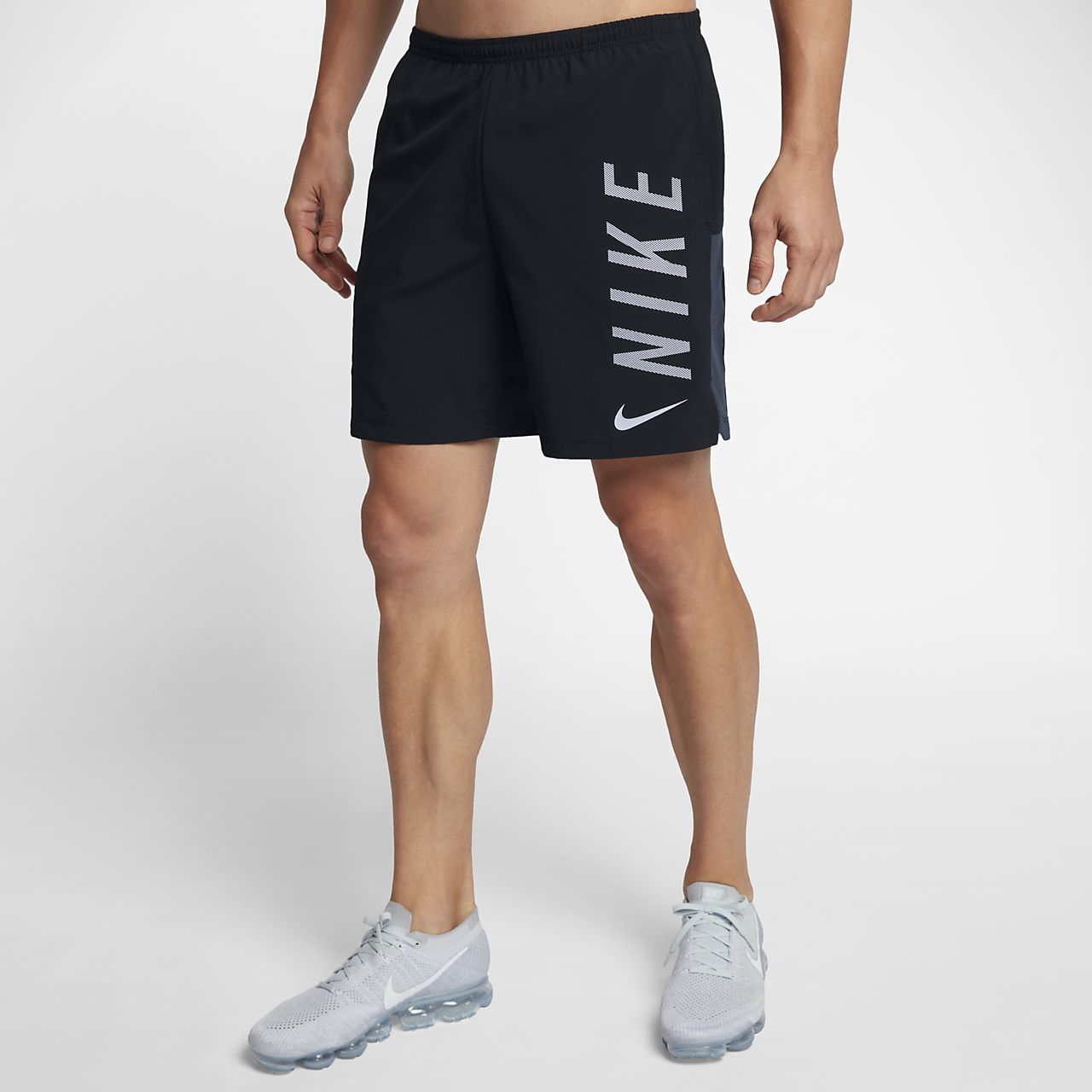 Lined Running Shorts Nike Challenger Men's 7\