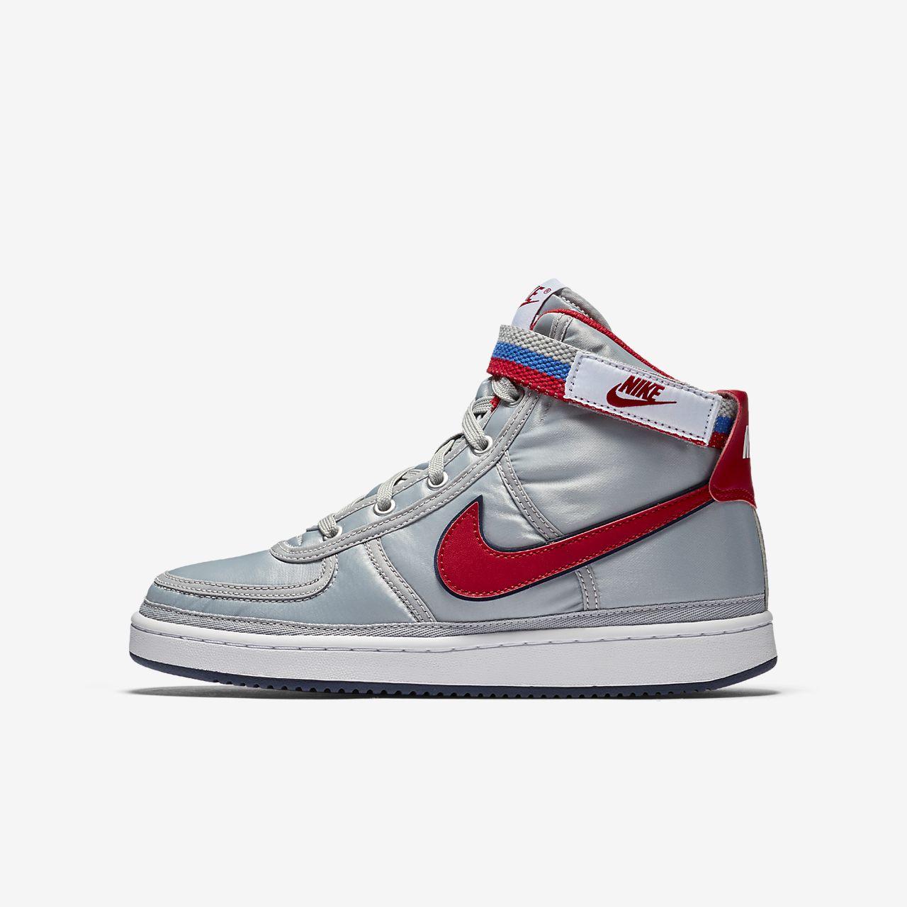 Nike Vandal High Supreme Men's Lifestyle Shoes White eY7089L
