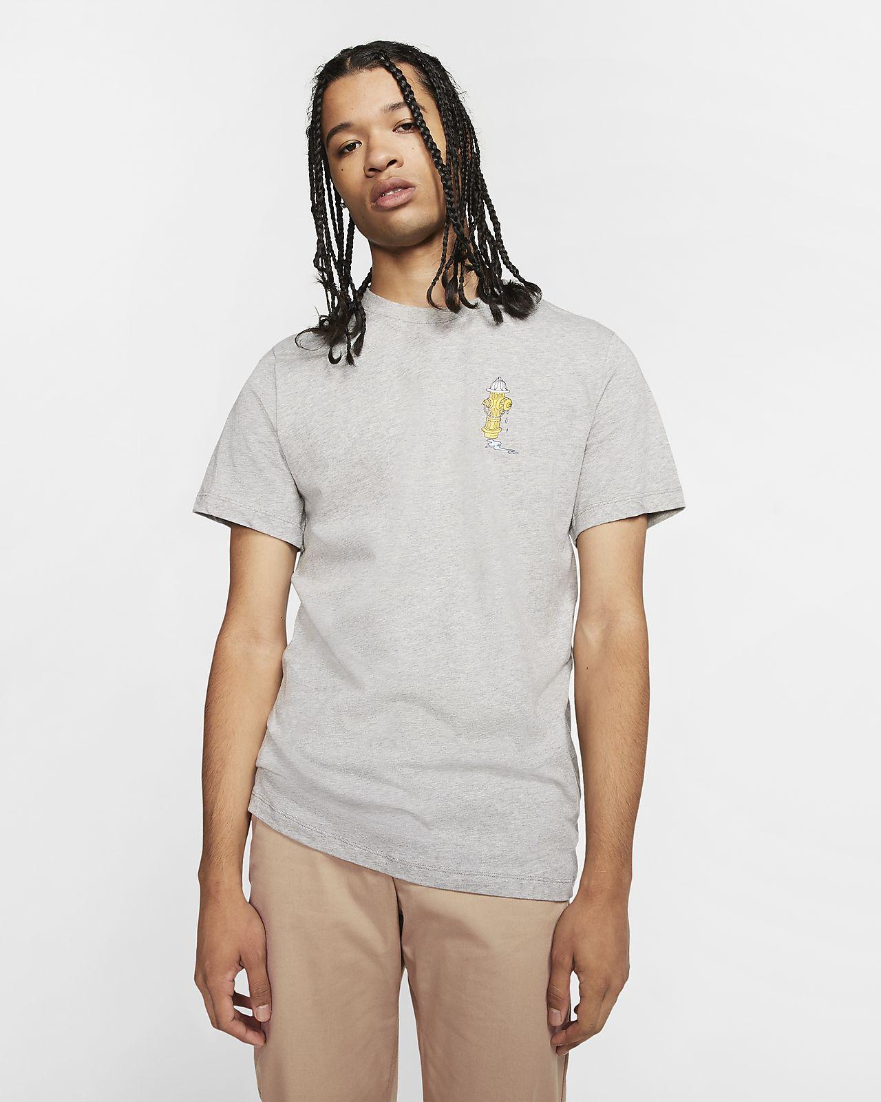 Męski T-shirt do skateboardingu Nike SB