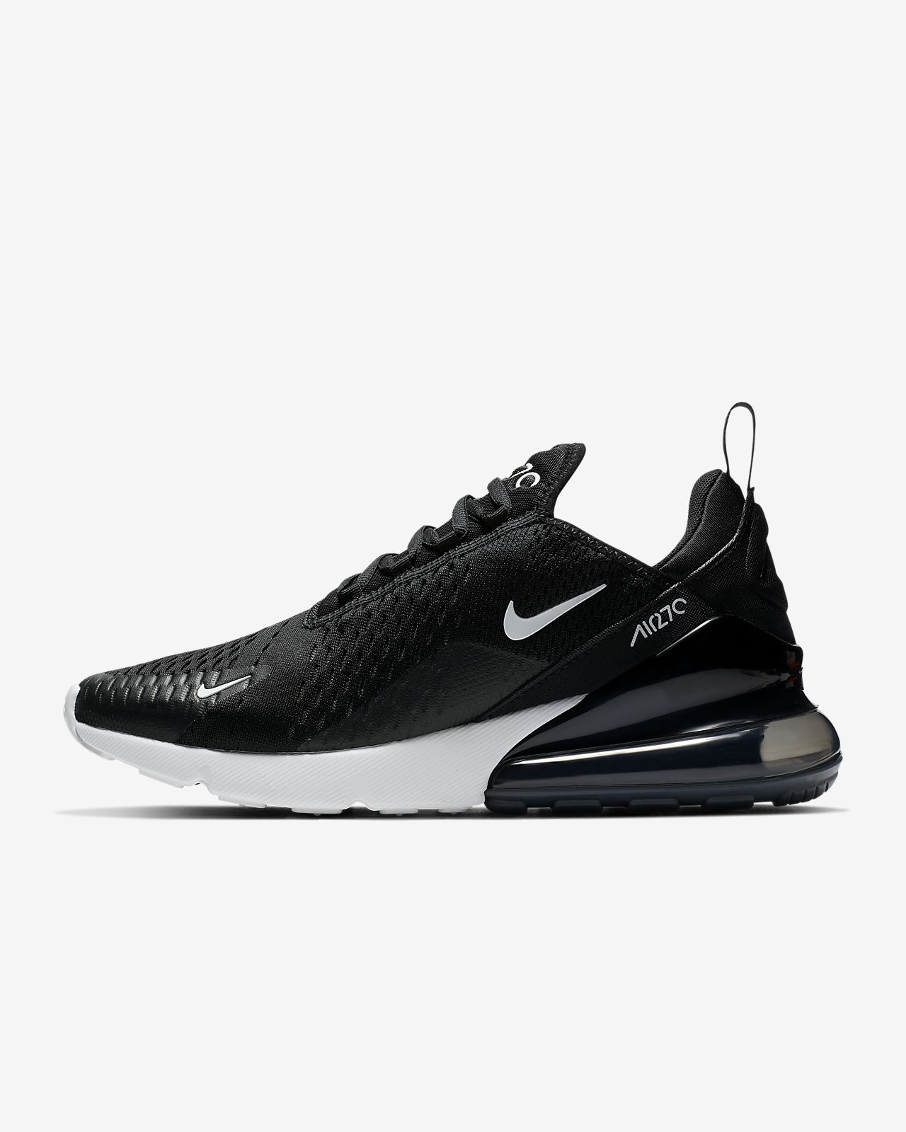air max 270 donna nere