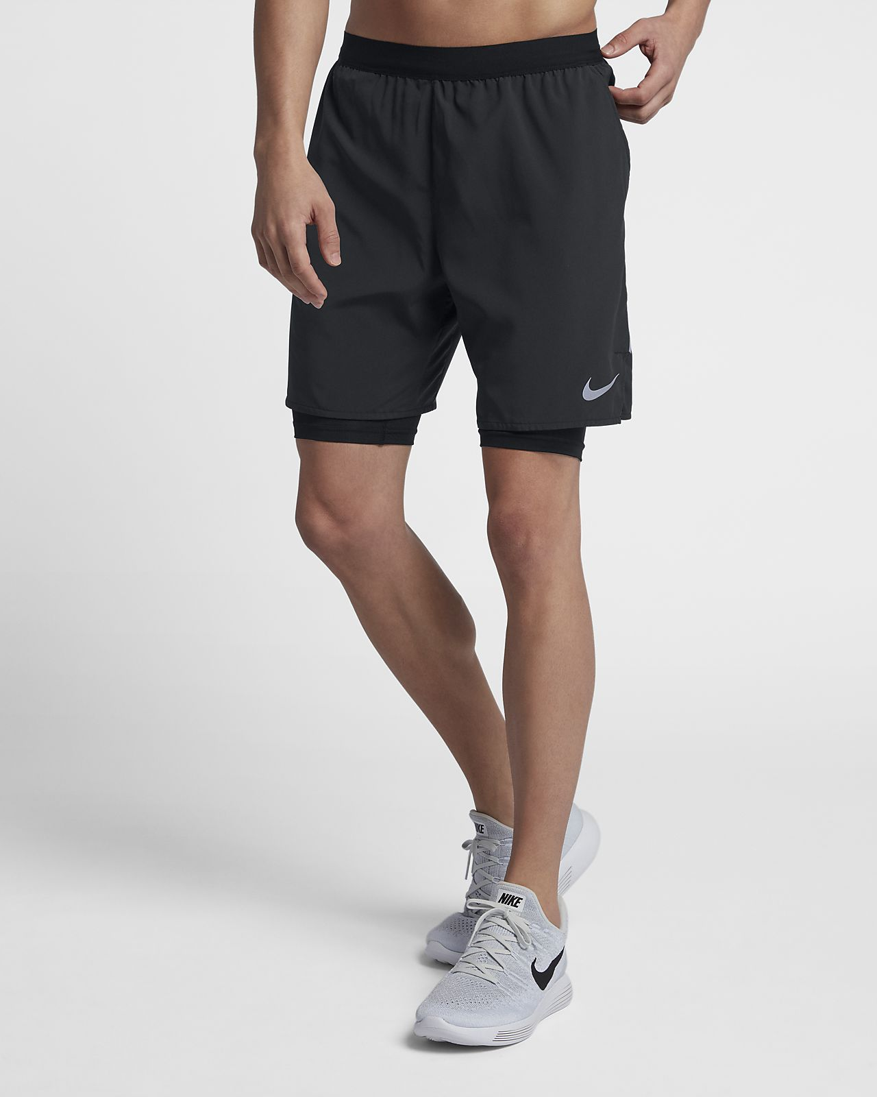 d2f0c772ac Nike Distance 2-in-1 Men s 7