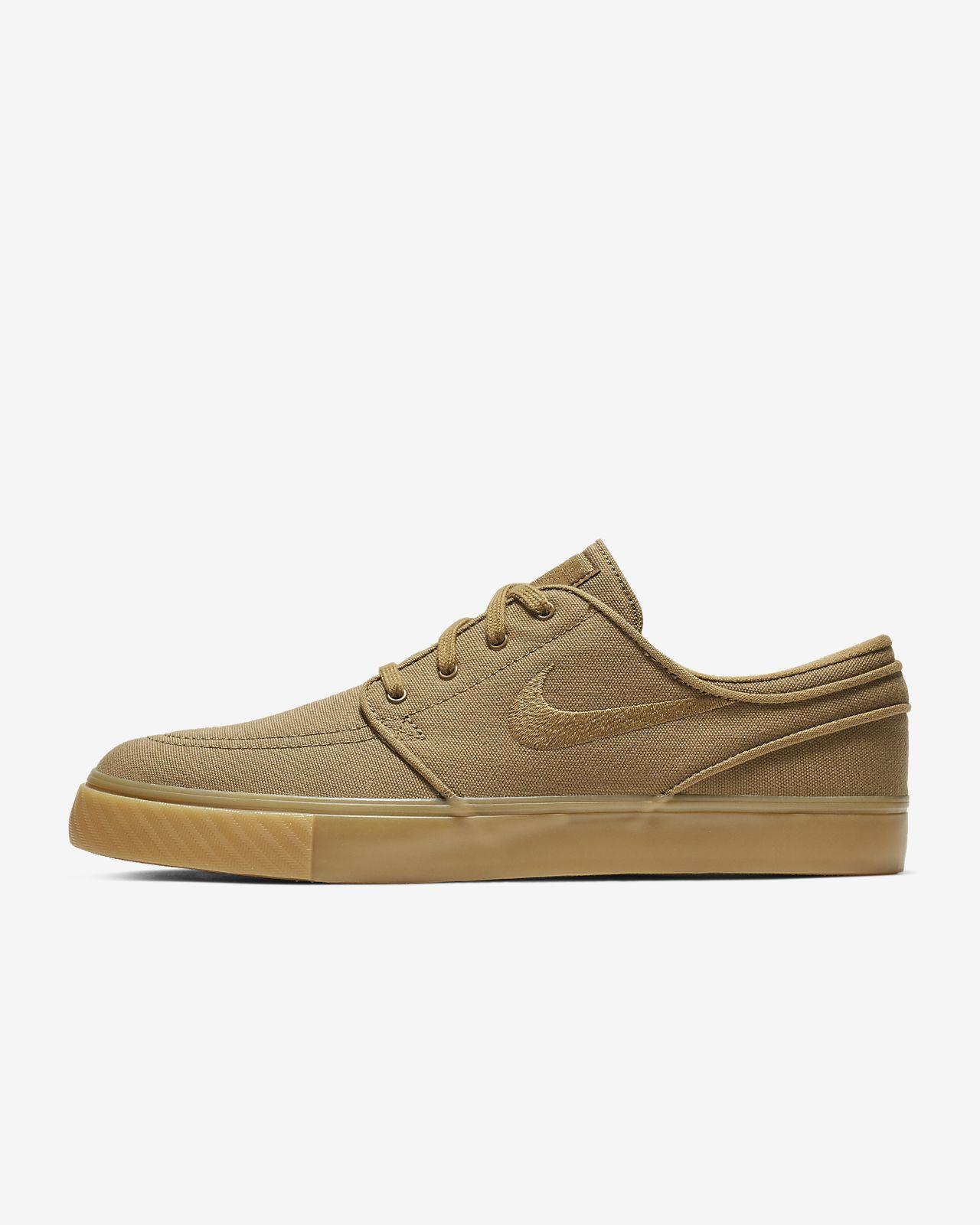 Nike SB Zoom Stefan Janoski Canvas Erkek Kaykay Ayakkabısı