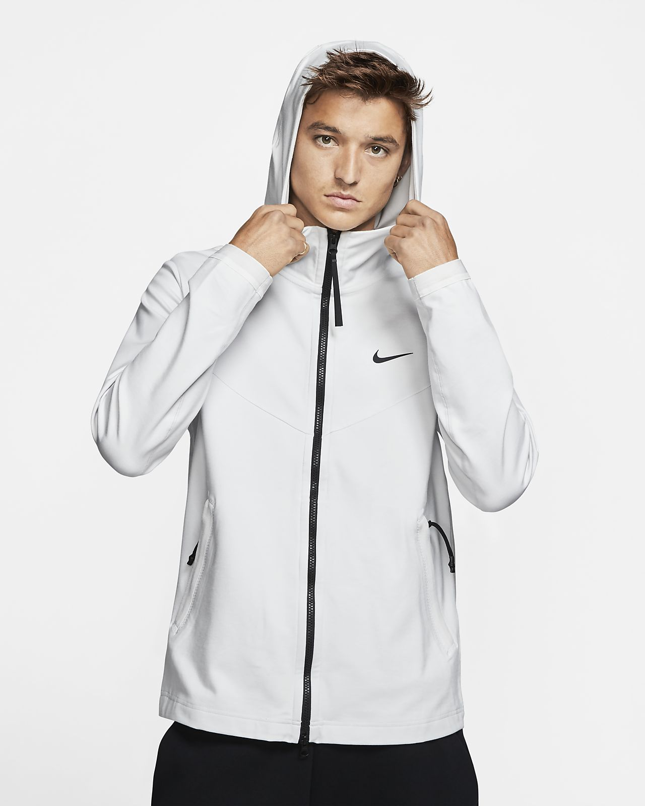Casaco com fecho completo e capuz Nike Sportswear Tech Pack para homem