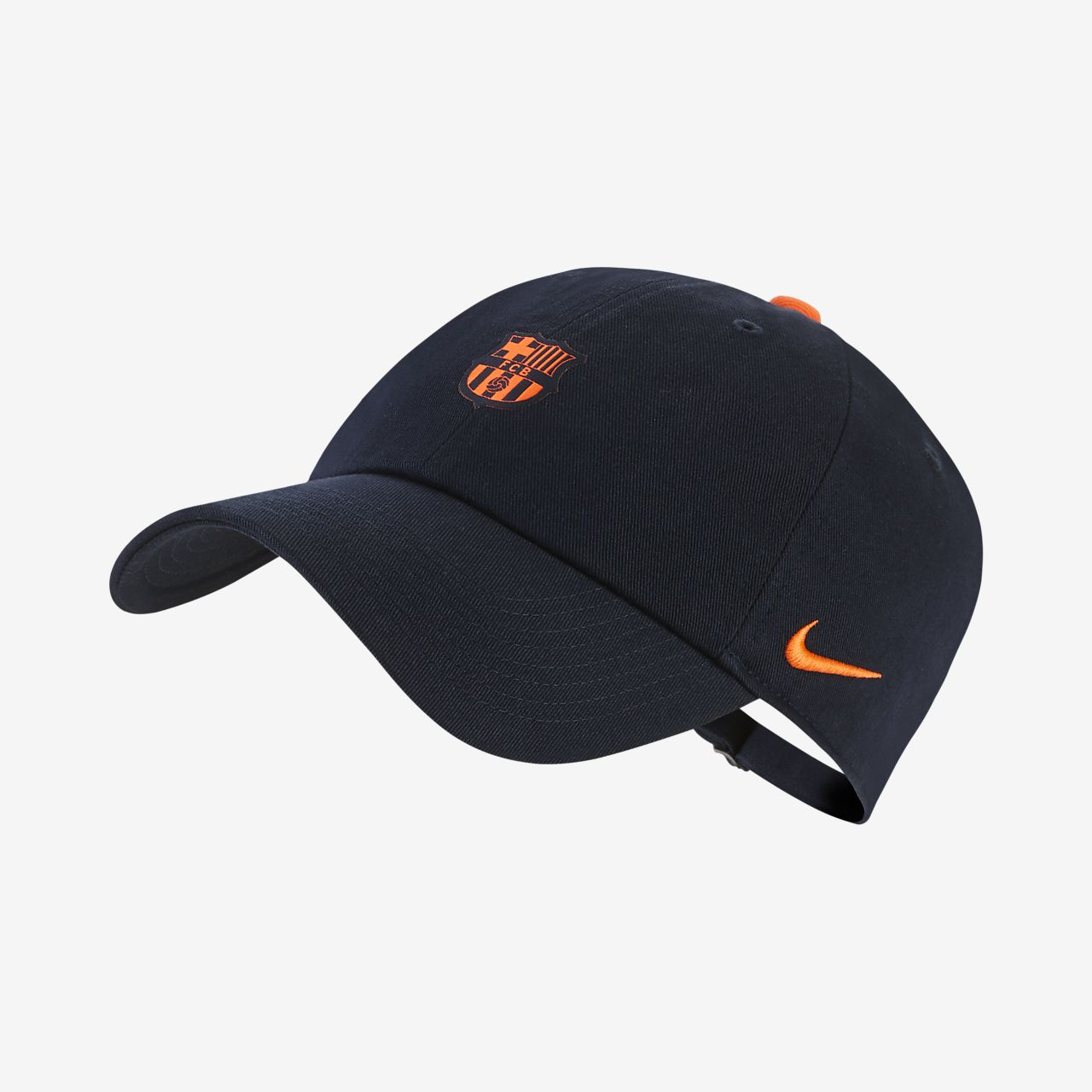 116a648bd0 FC Barcelona Heritage 86 Adjustable Hat. Nike.com NO