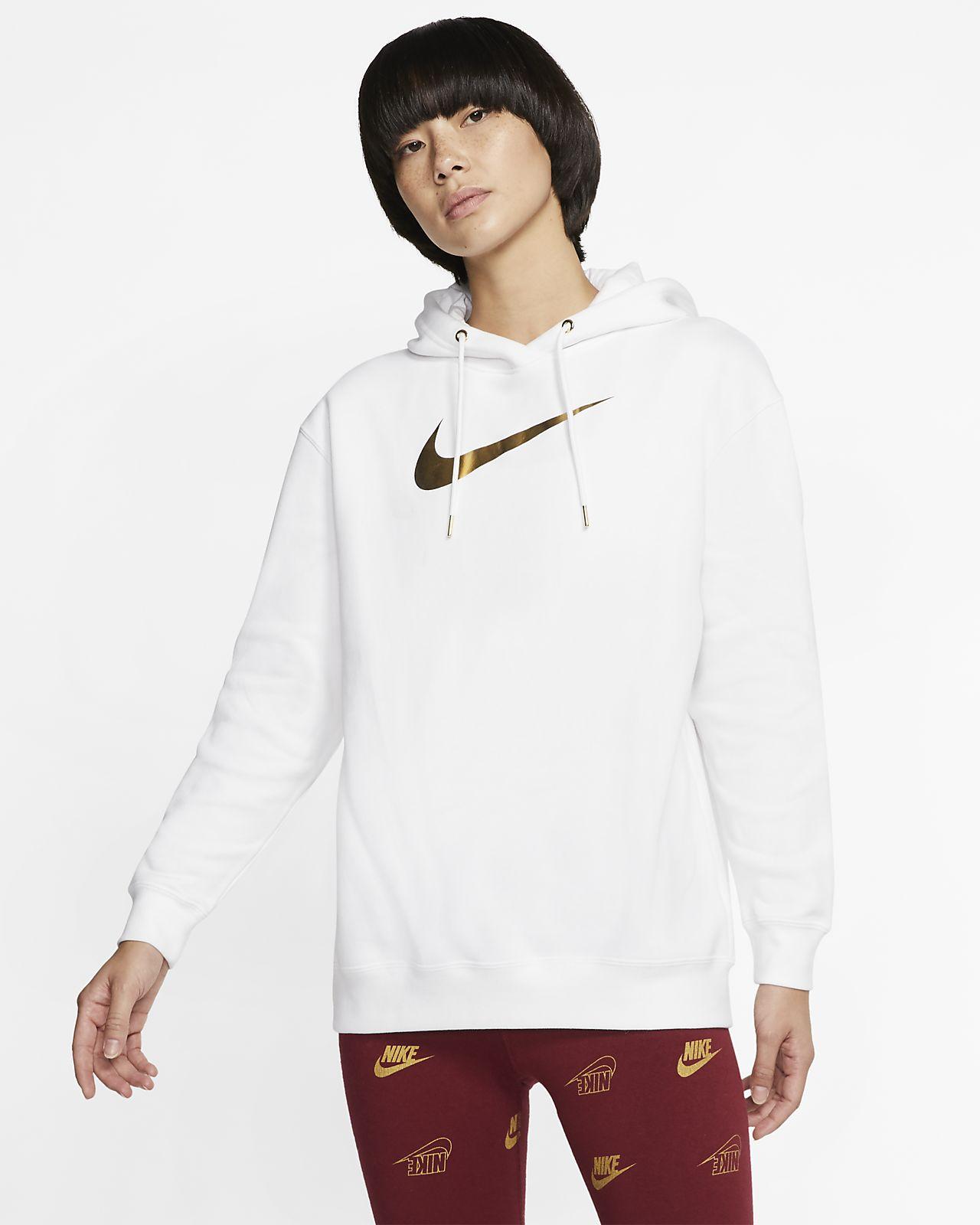 Dámská mikina s kapucí Nike Sportswear