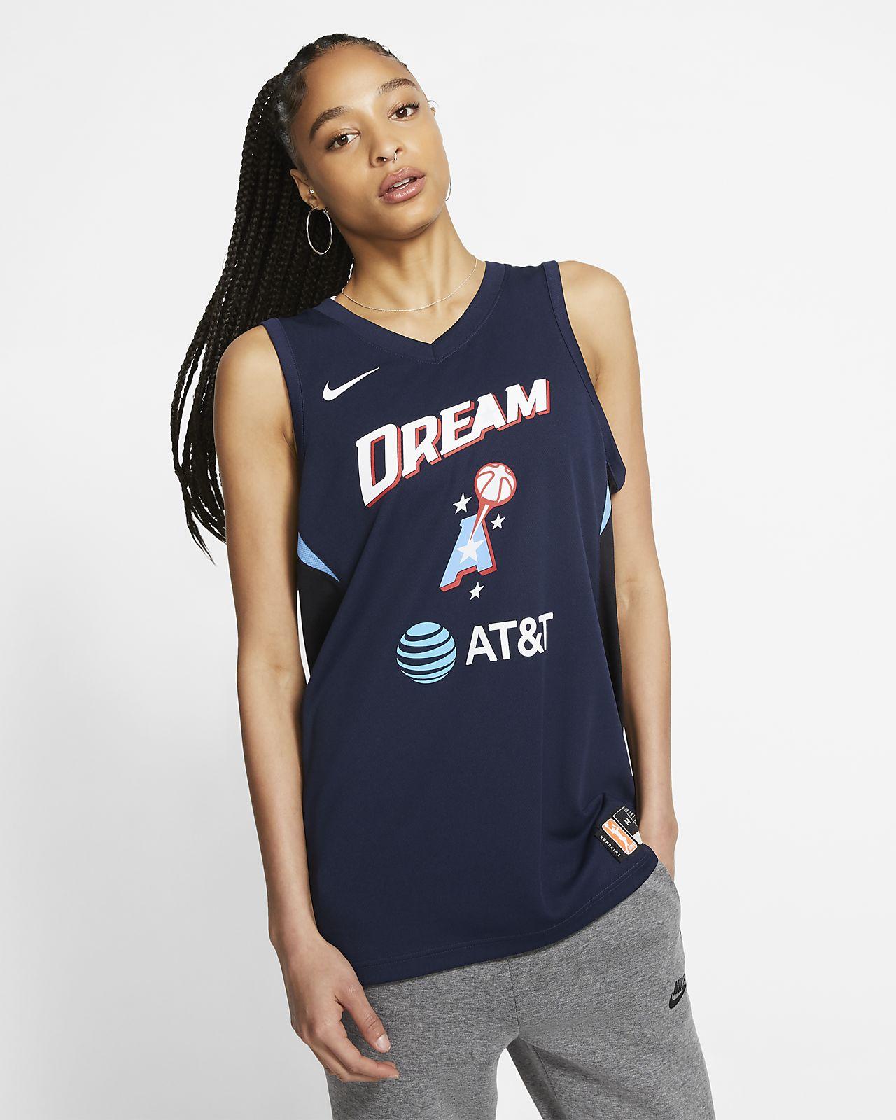 Tiffany Hayes Atlanta Dream Nike WNBA Basketball Jersey