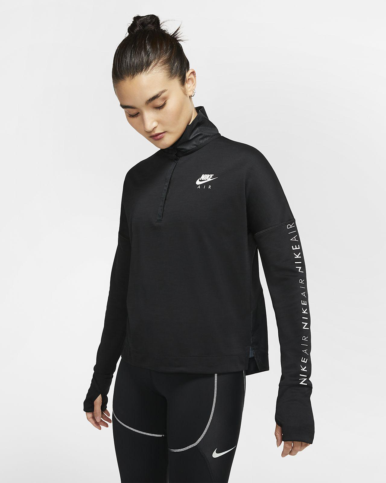 Top de running para mujer Nike