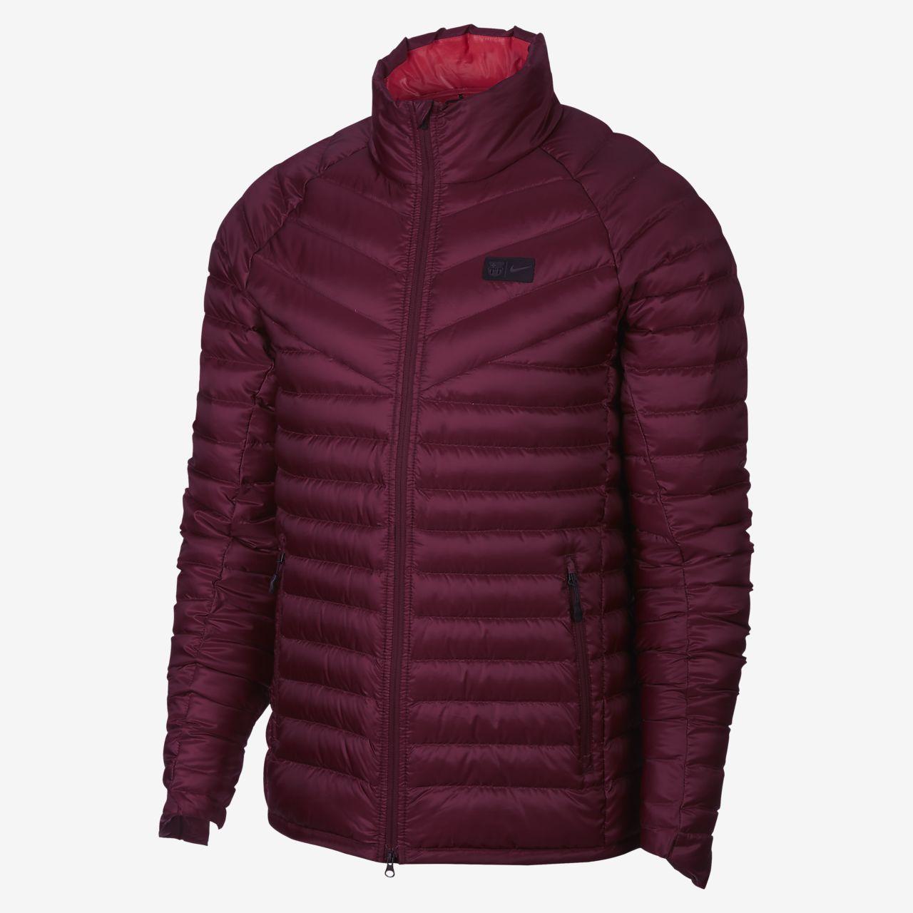 FC Barcelona Down-Fill Men's Jacket