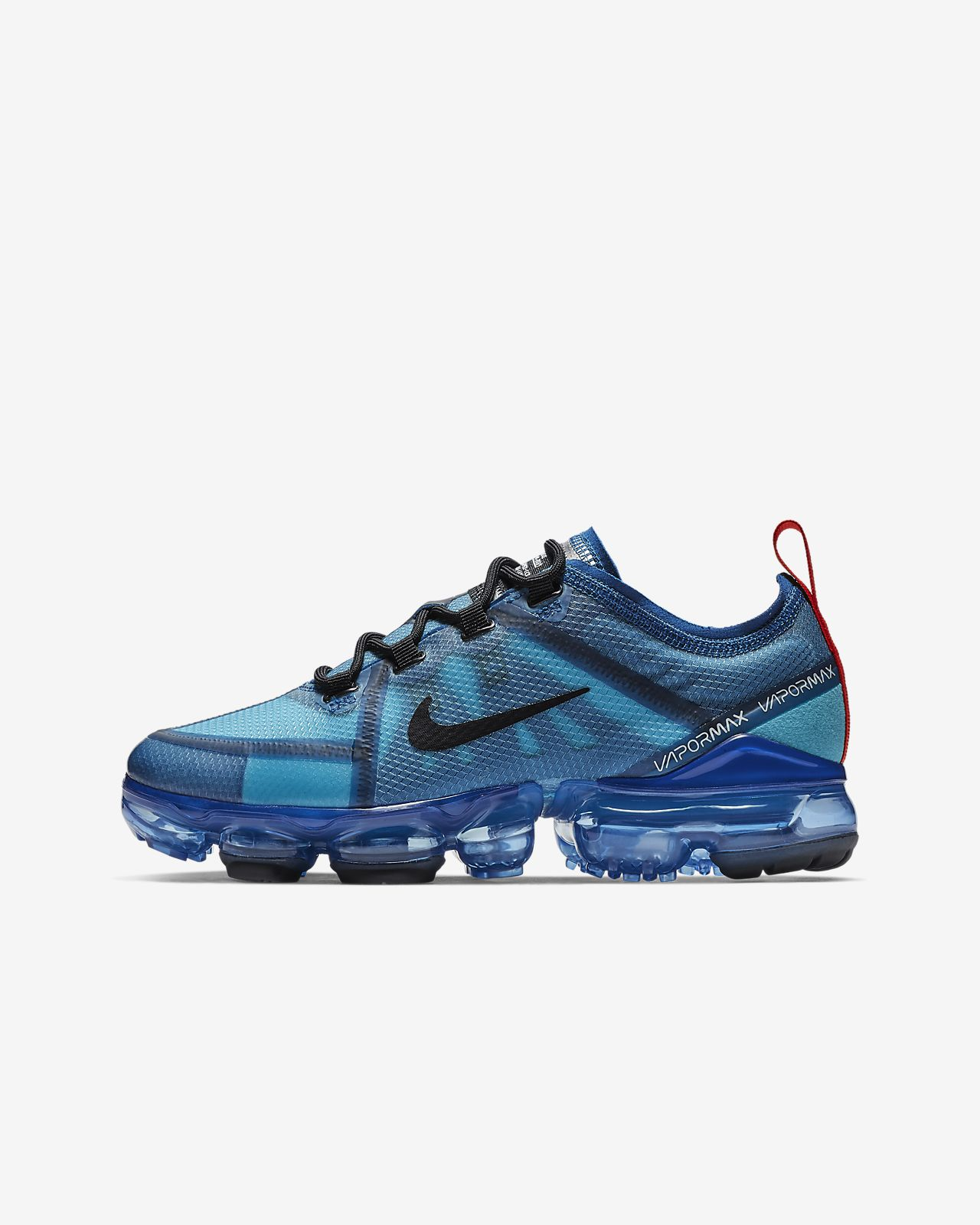 7b63d431f2f Nike Air VaporMax 2019 Big Kids  Shoe. Nike.com