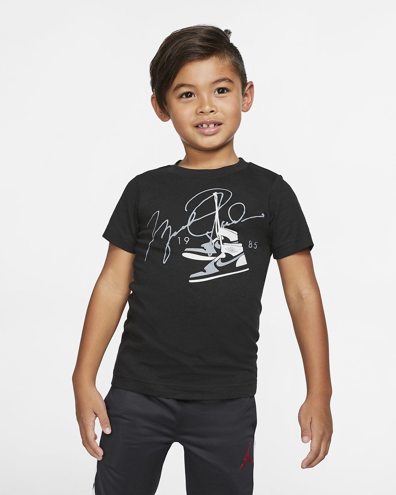 Jordan T-Shirt für jüngere Kinder