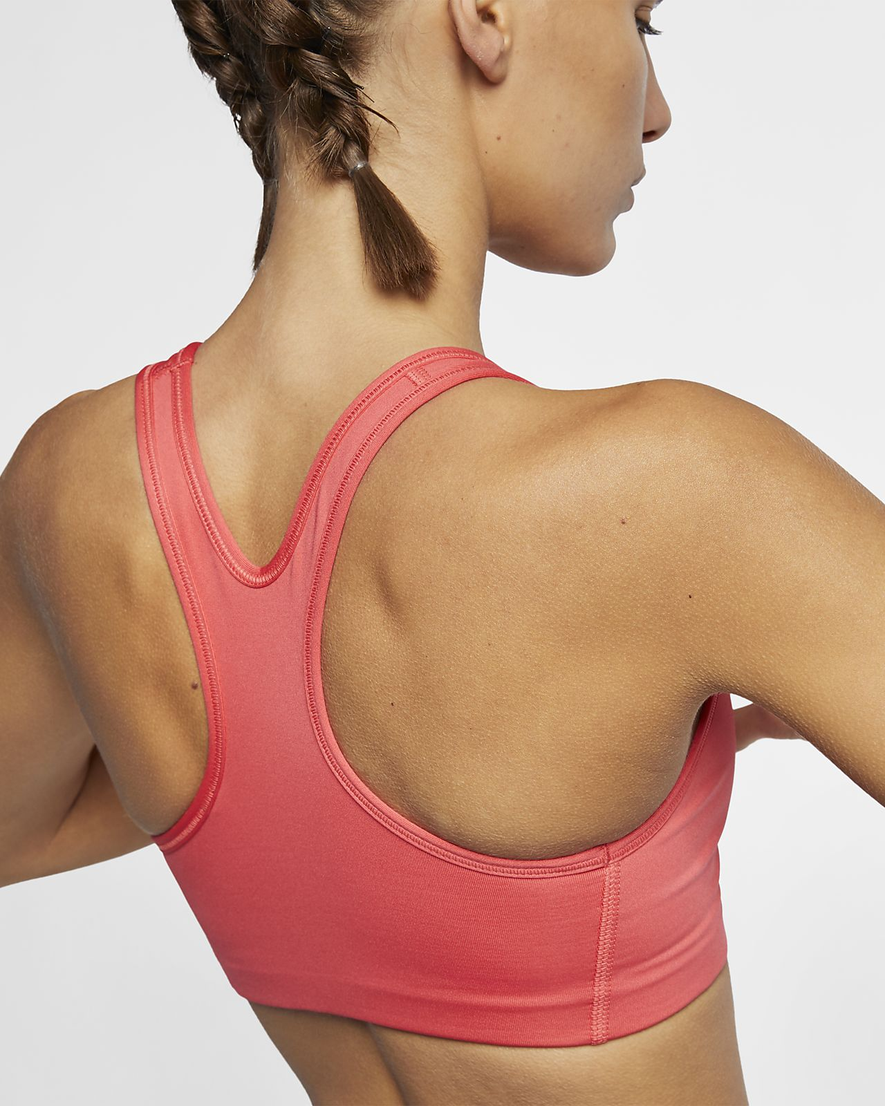 a4206a4640 Nike Women s Swoosh Medium Support Sports Bra. Nike.com