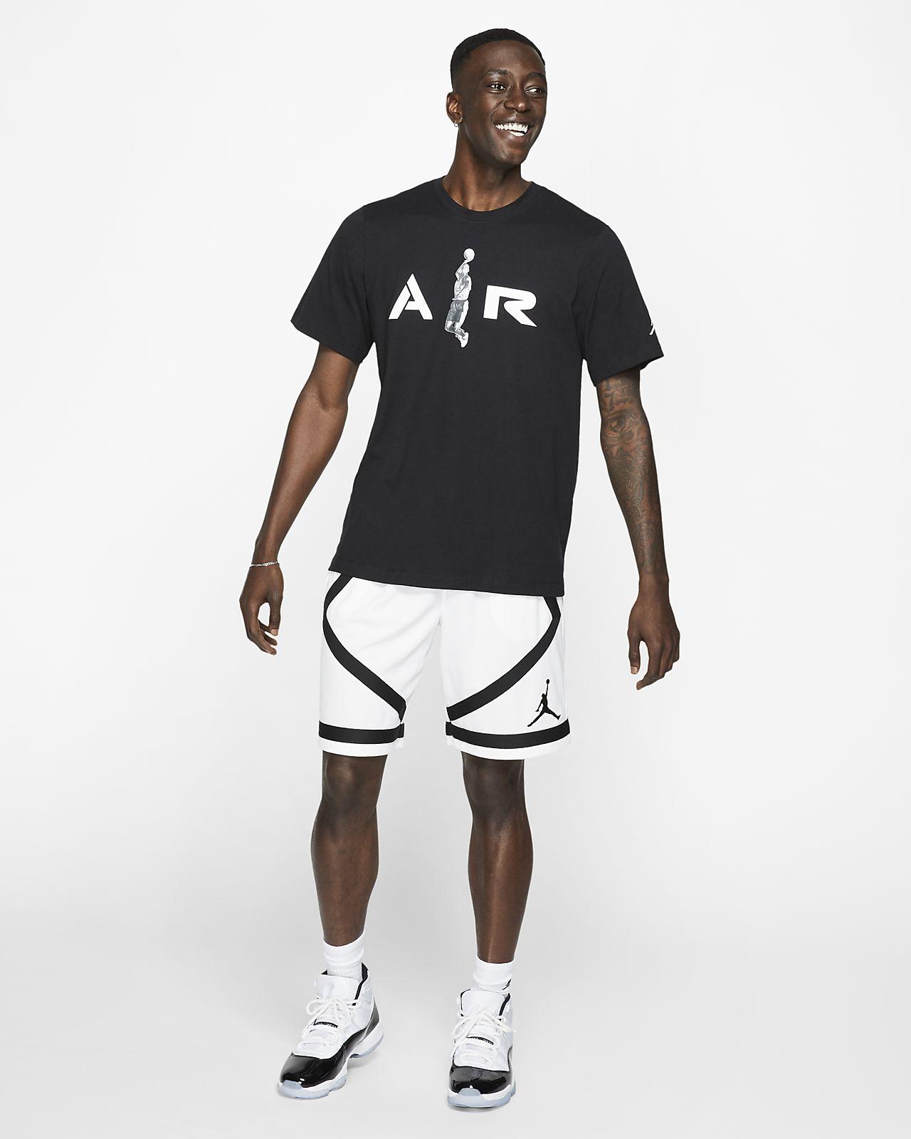 more photos 664db 0f5b9 ... Jordan Air Photo Men s Basketball T-Shirt