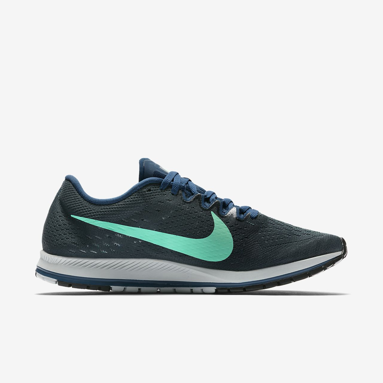 Nike Zoom Span Run Fast Schuhe Gr.43 A1 Zustand