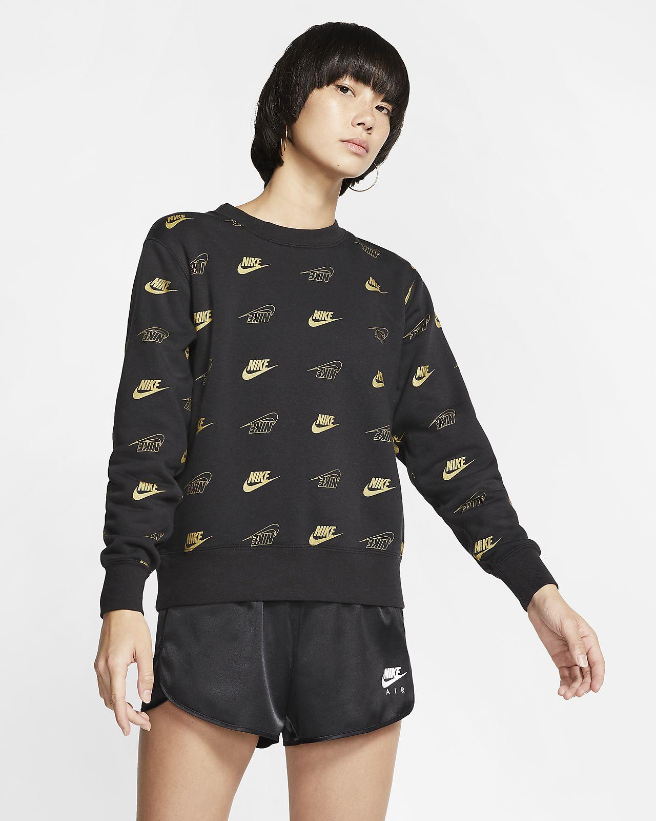 Nike Sportswear - crewtrøje til kvinder