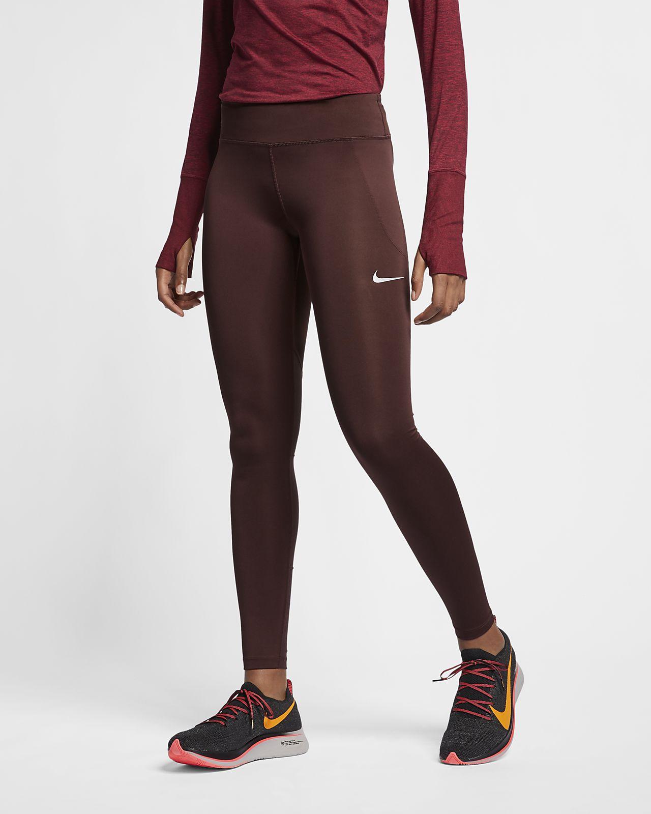 Mallas de running para mujer Nike Fast