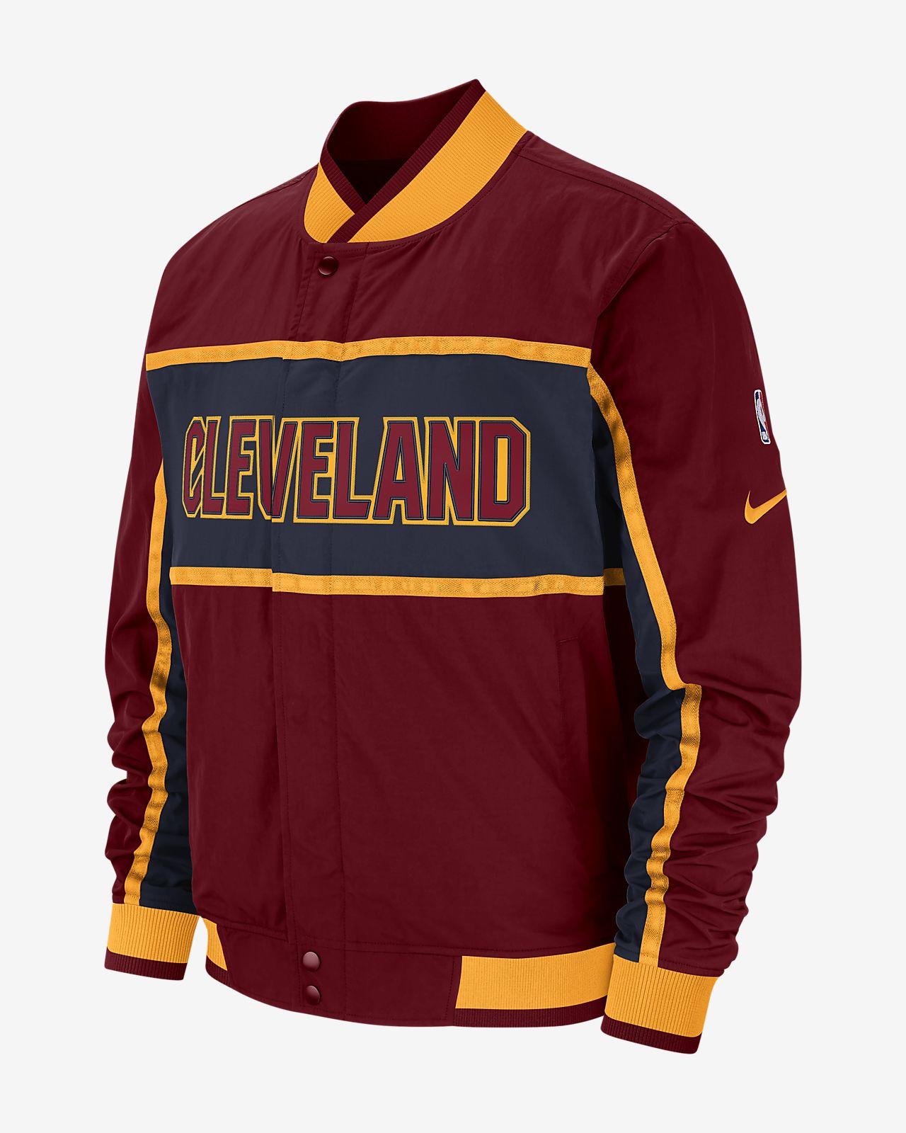 Chamarra de la NBA para hombre Cleveland Cavaliers Nike Courtside ... 46acfa7106b