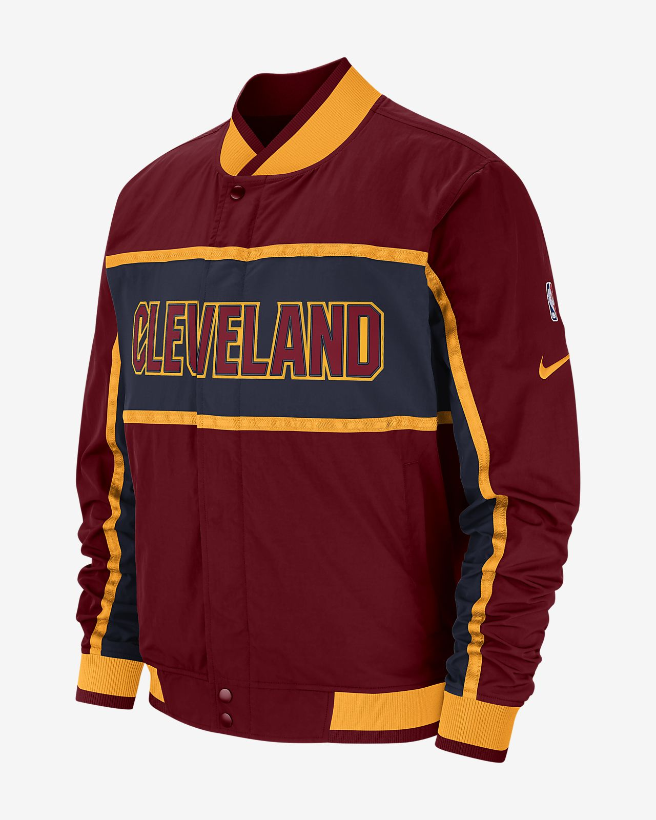 e67d3c857 Cleveland Cavaliers Nike Courtside Men s NBA Jacket. Nike.com GB