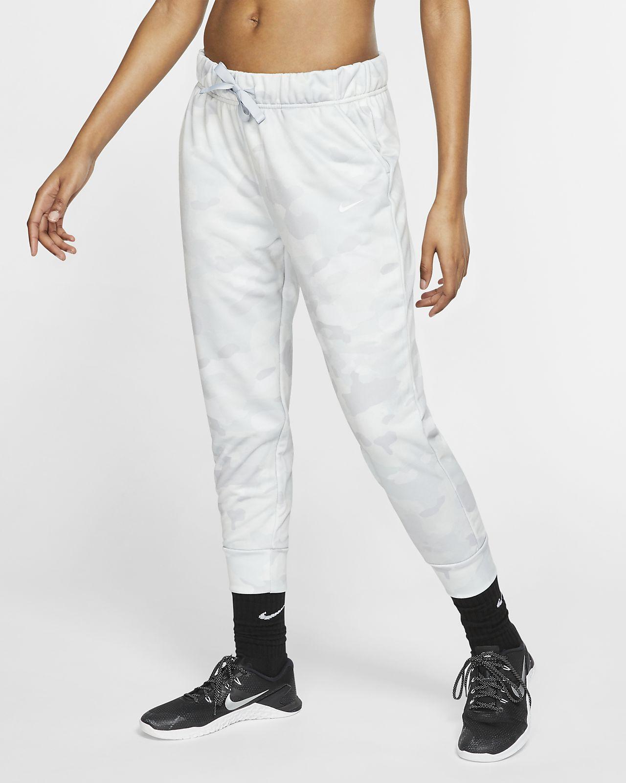 Nike Dri-FIT Icon Clash Women's 7/8 Fleece Training Pants
