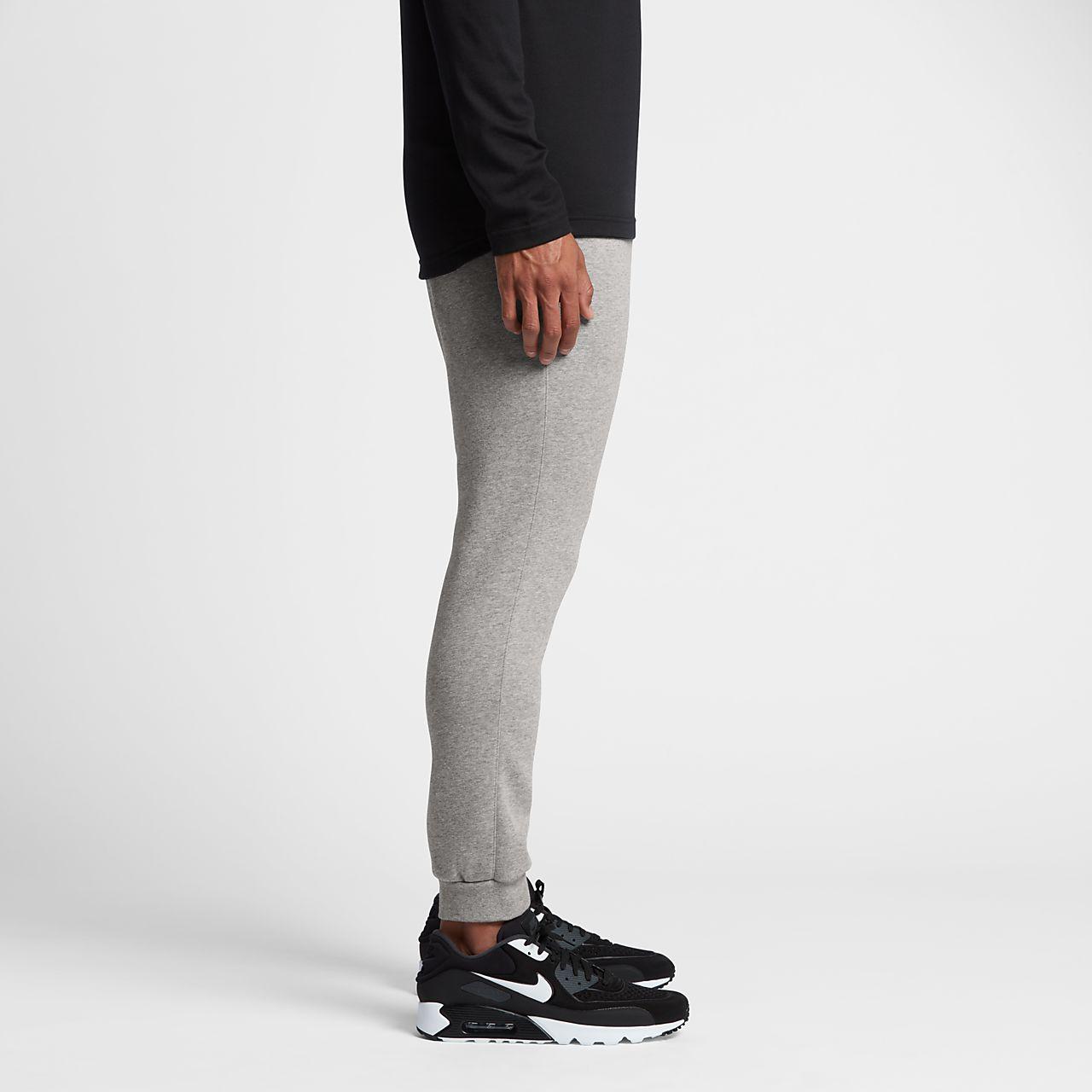 Nike Sportswear Tech Fleece Jogginghose Dunkelgrau Heather