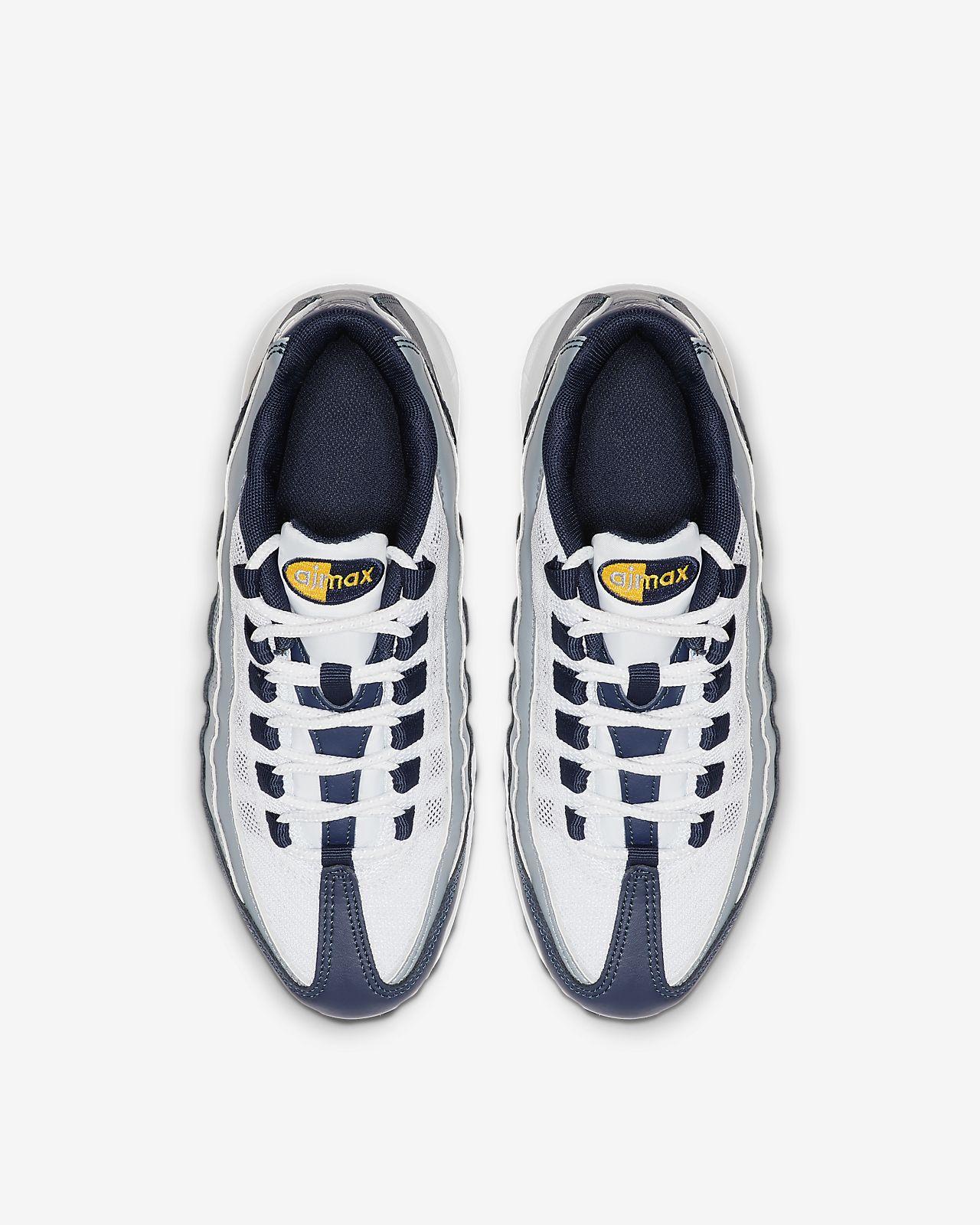 online retailer f7348 572a7 ... Nike Air Max 95 Big Kids  Shoe